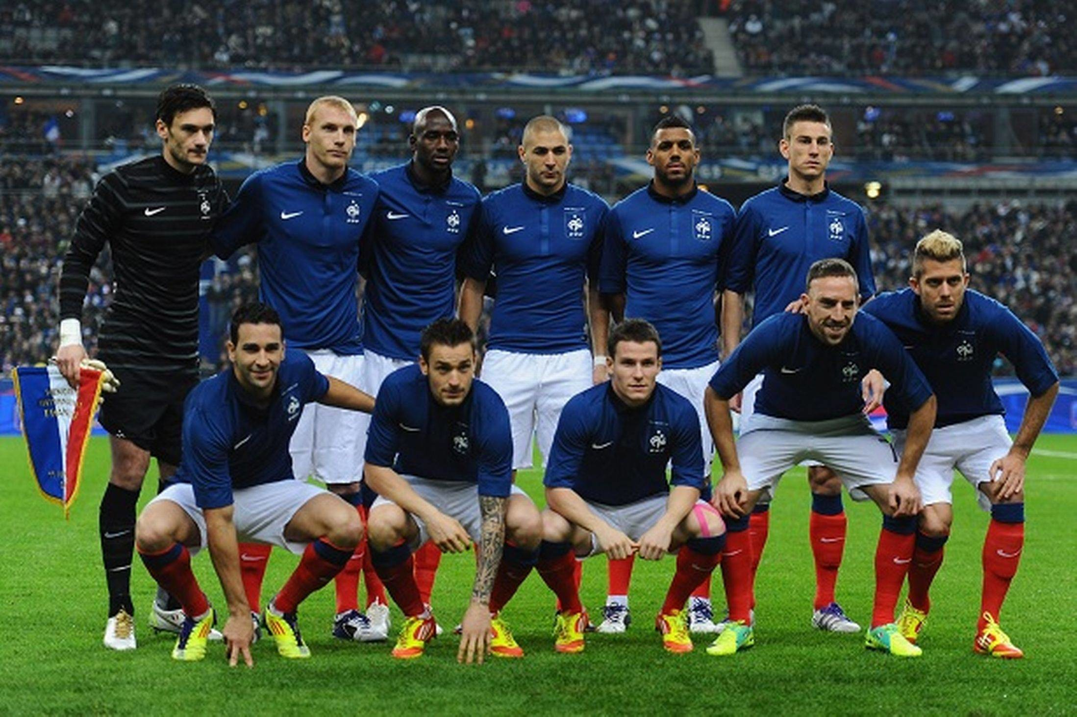 2197x1463 France National football Team 2014 Wallpapers Football