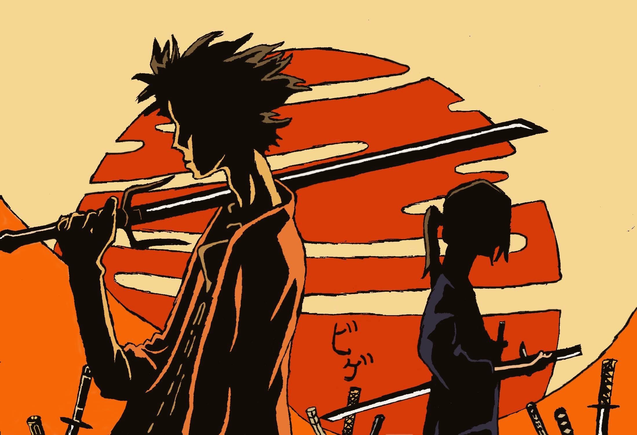 Mugen Samurai Champloo Wallpaper (52+ images)