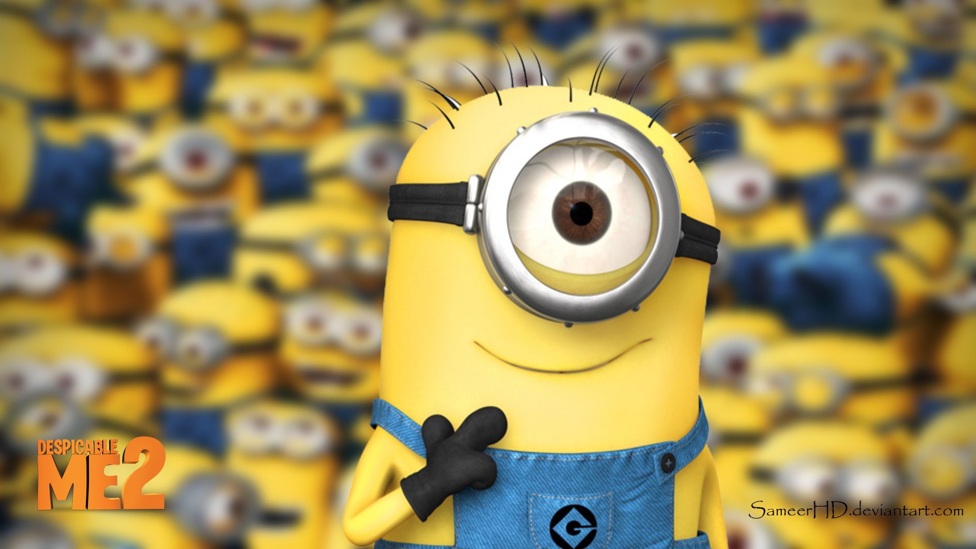 Minions easter wallpaper 80 images - Despicable me hd images ...