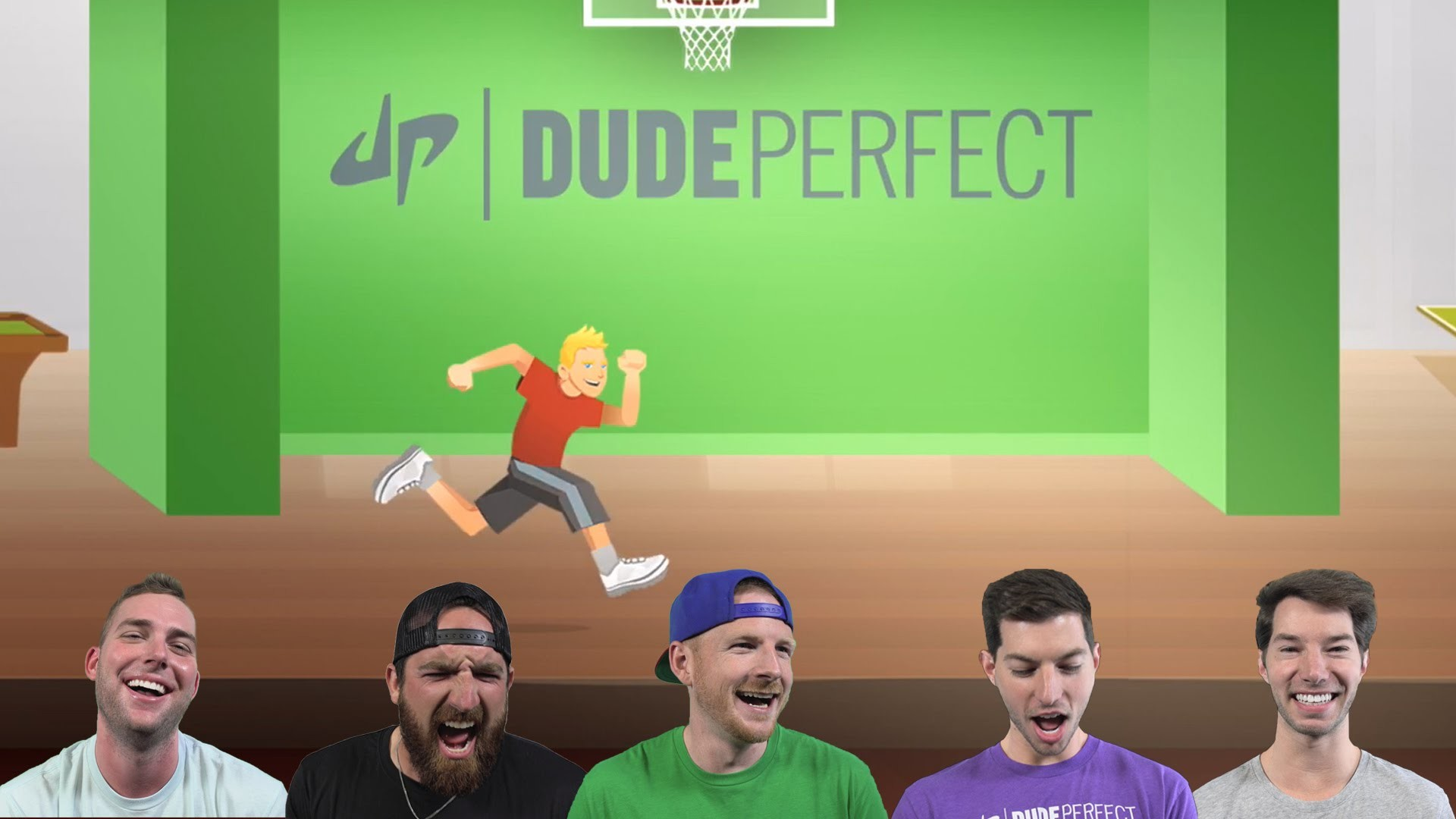 1920x1080 Dude Perfect Video