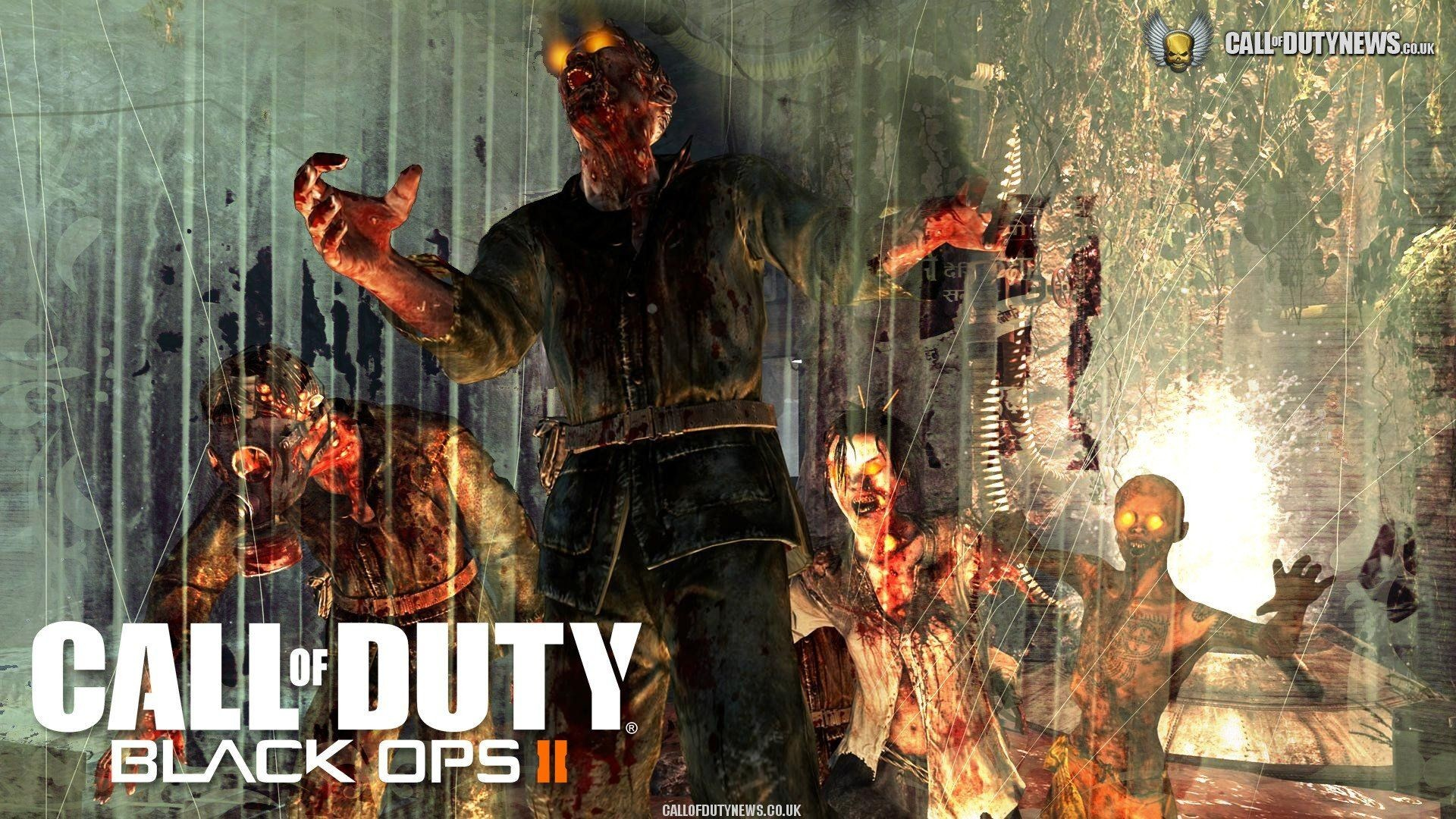 1920x1080 Call Of Duty Black Ops 2 Zombies Wallpaper » WallDevil - Best free .