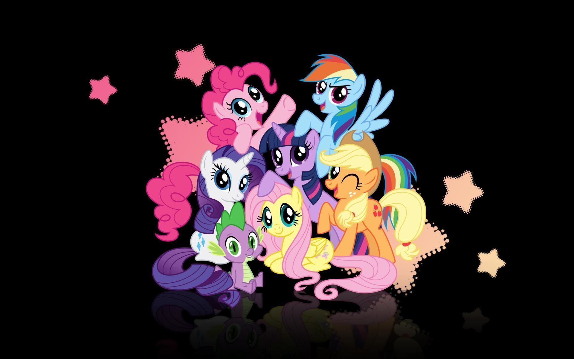 1920x1200 My Little Pony Cartoons HD Wallpaper