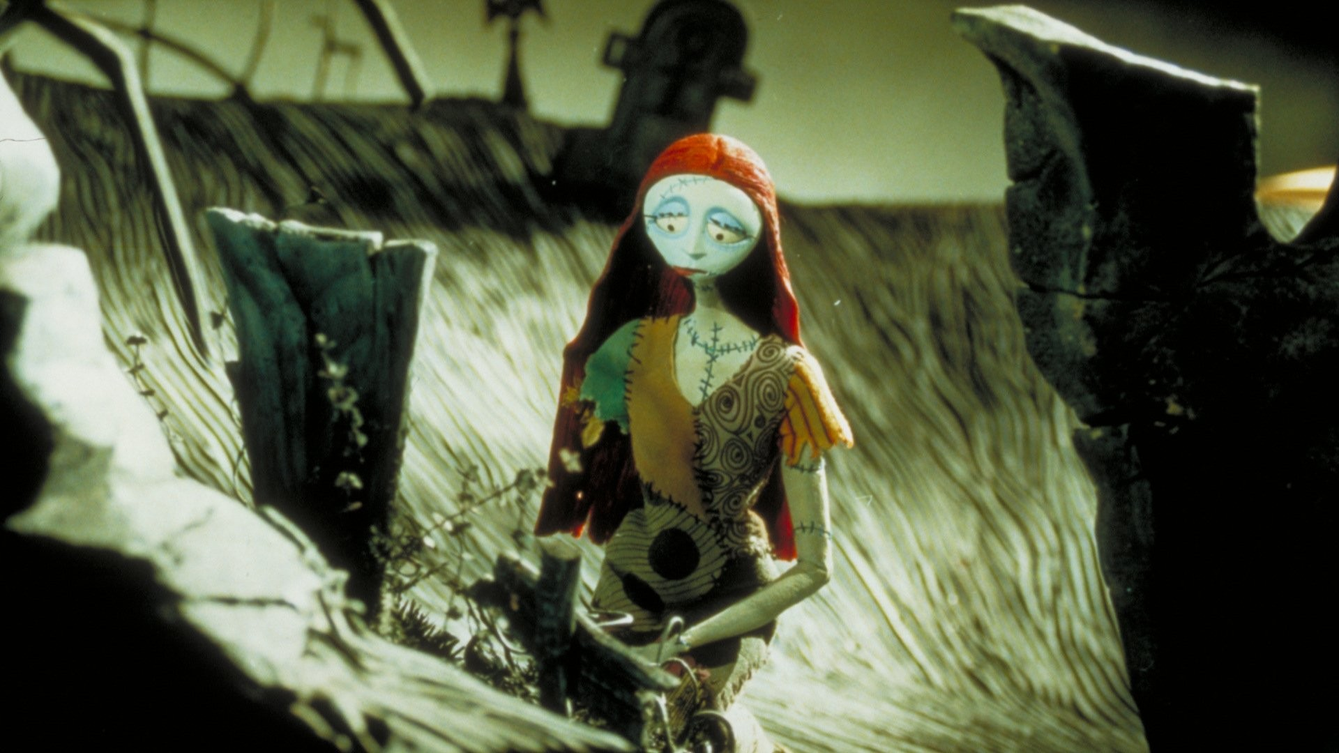 1920x1080 Nightmare Before Christmas Sally ...