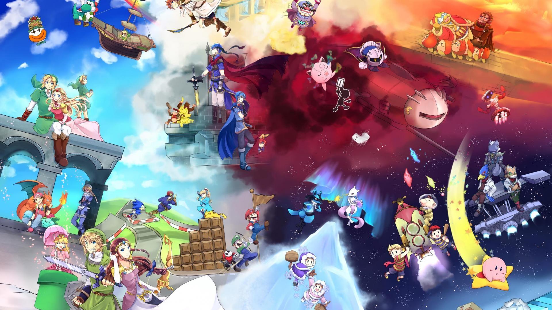 Nintendo wallpaper 77 images - Nes wallpaper ...