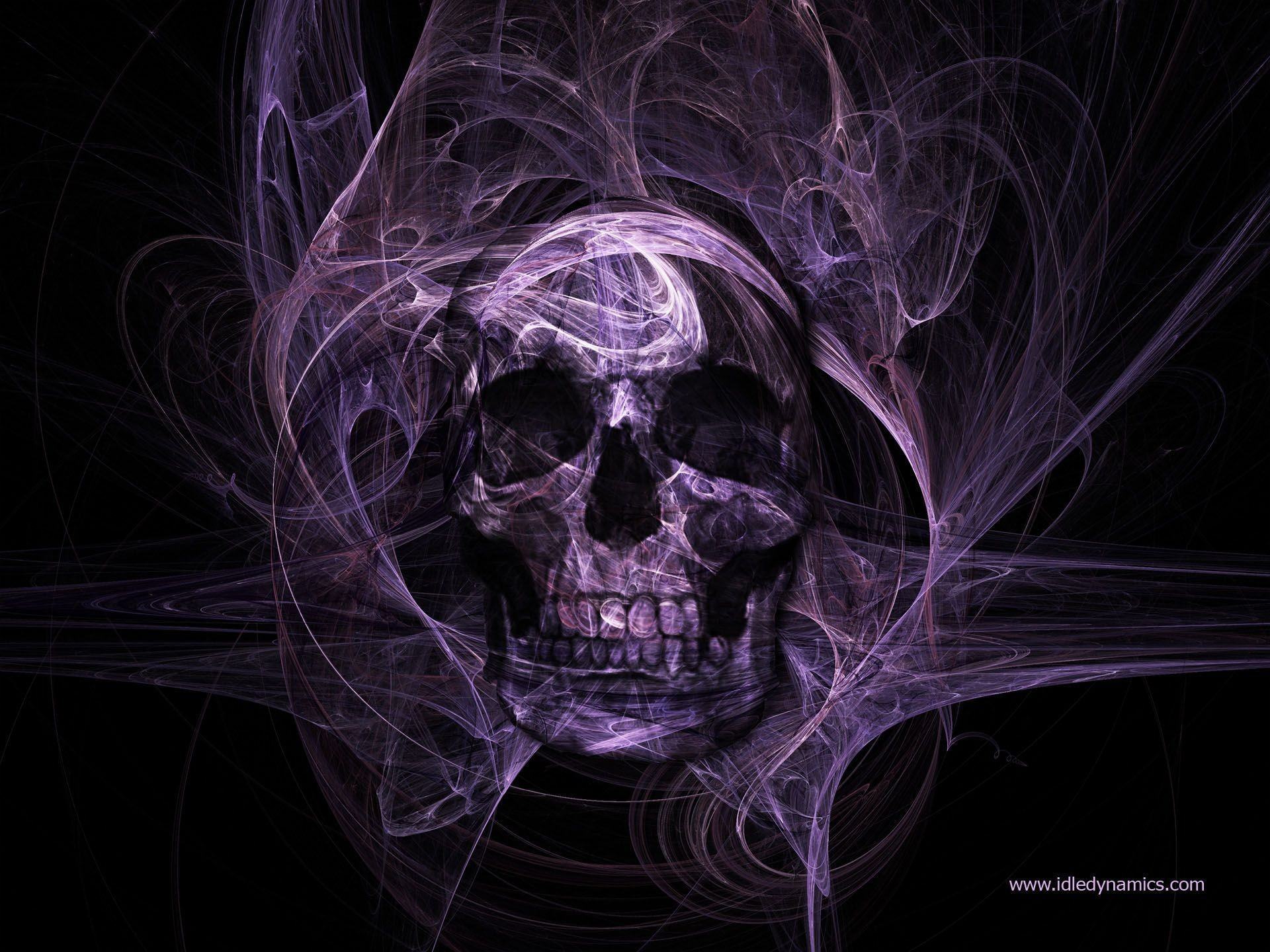 1920x1440 Cool Skull Wallpapers