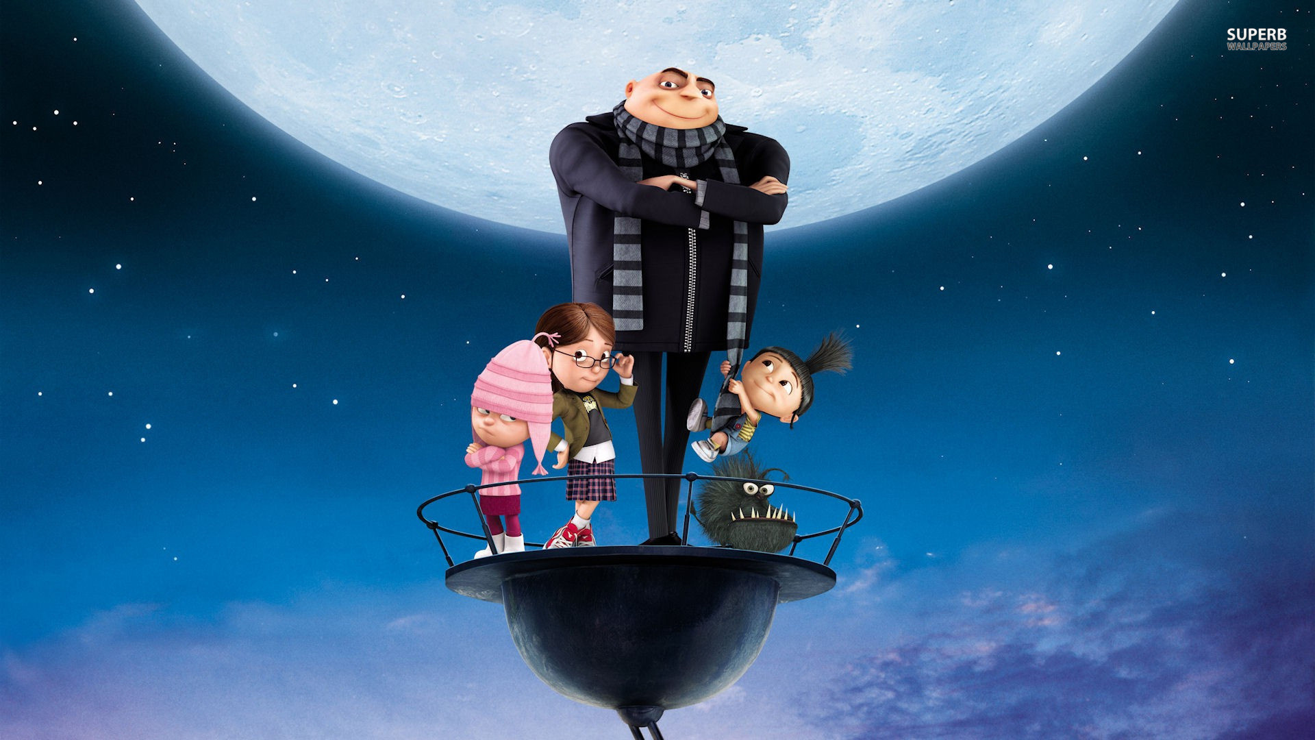 Despicable Me Wallpapers, Pictures, Images