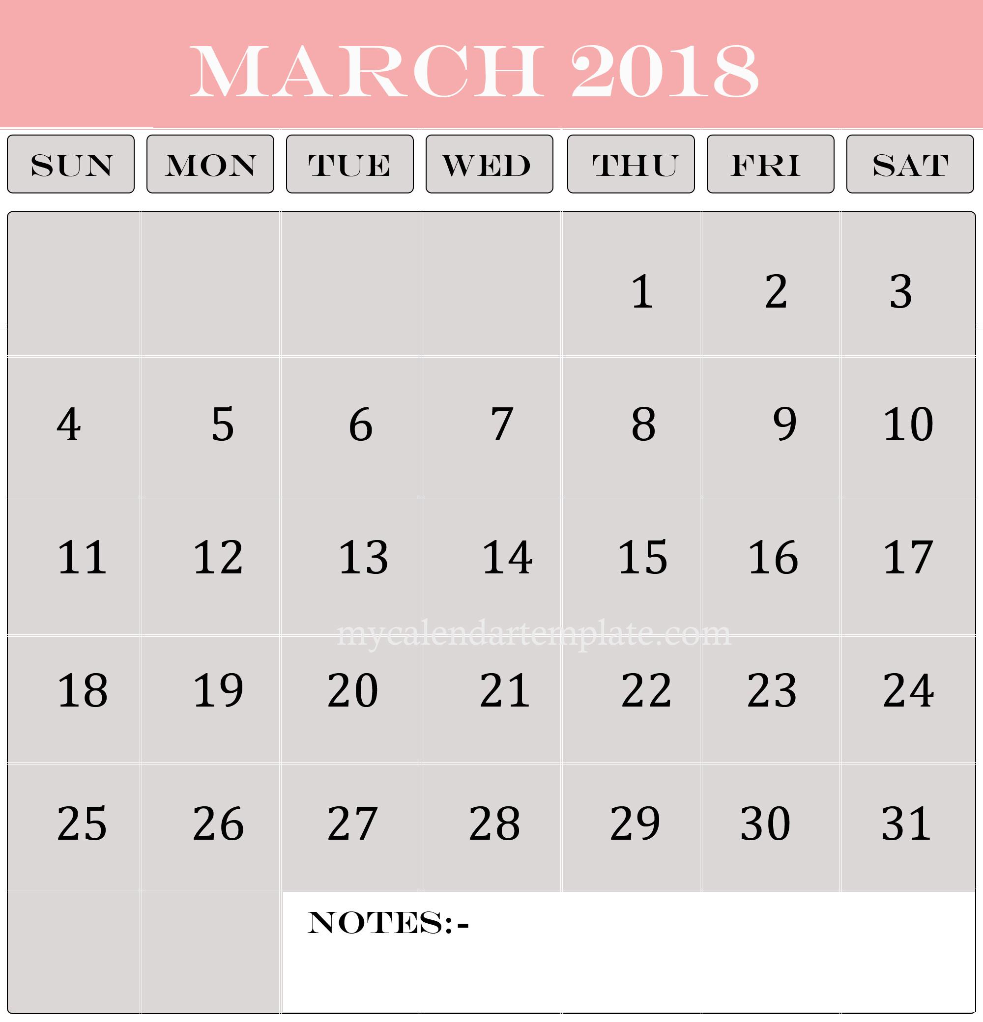 downloadble calendars