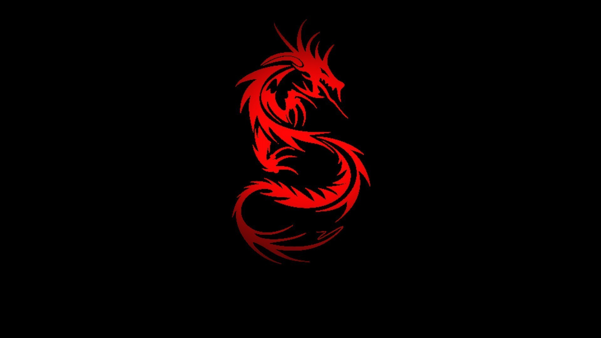 1920x1080 Dragon Wallpaper Widescreen HD Wallpapers Opengavel High Resolution Fantasy Black Full Size