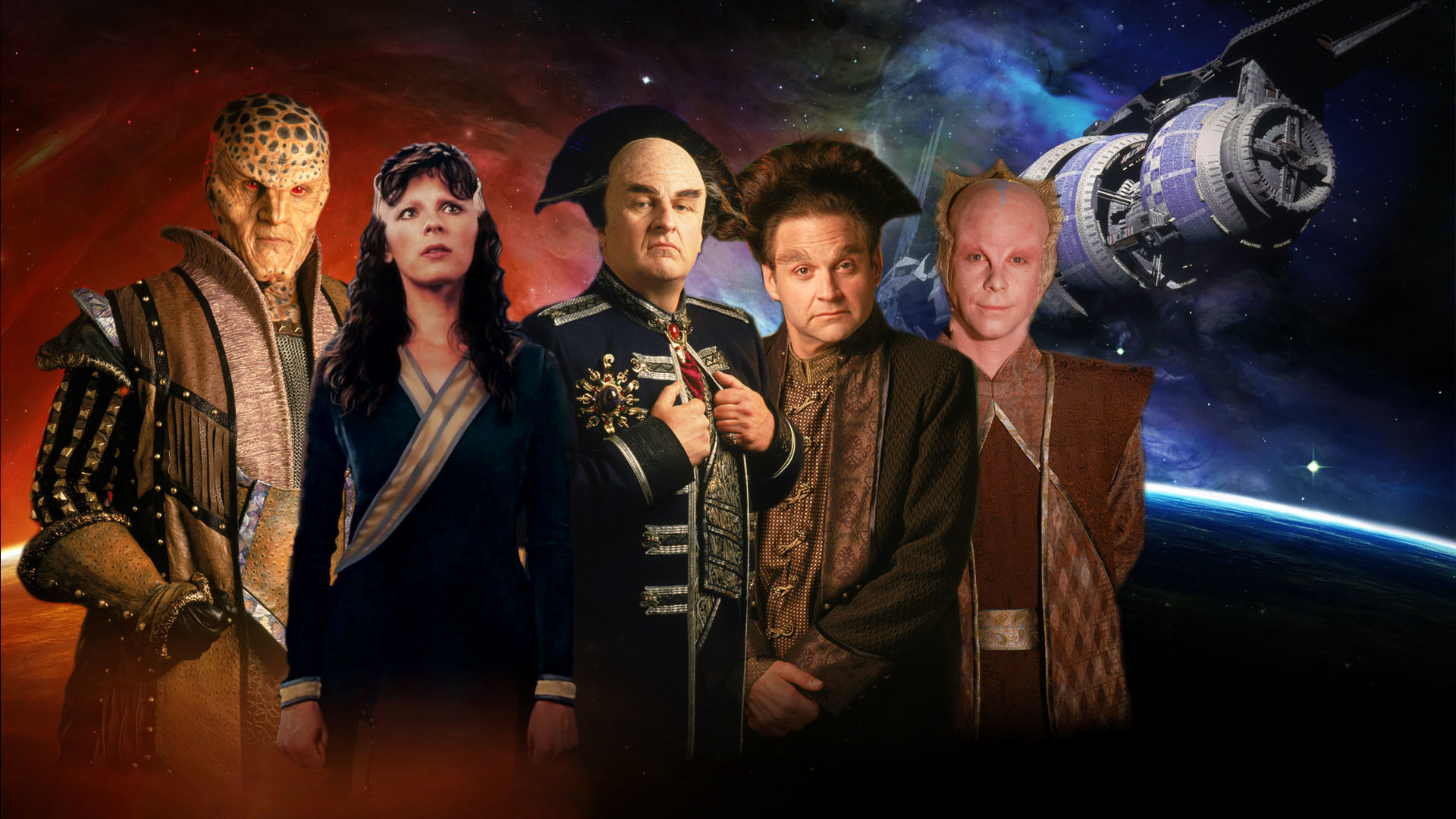 1920x1080 Babylon 5 images Babylon 5 Cast HD wallpaper and background photos .