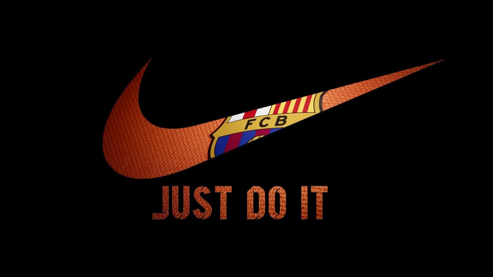"2048x1152 3840x2160 Jarod Kintz Quote: ""The Nike swoosh logo would make an  interesting mustache – on"