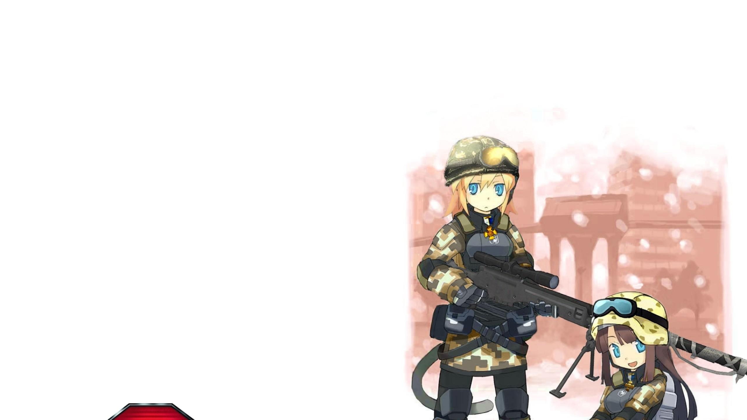 Anime Gun Wallpaper (61+ images)