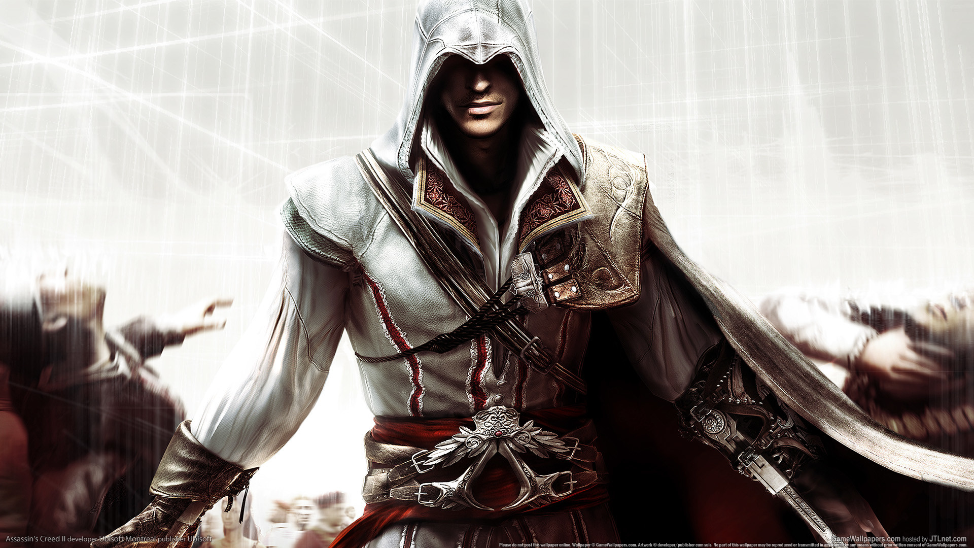 1920x1080 59 Assassin's Creed II HD Wallpapers | Backgrounds - Wallpaper Abyss ...