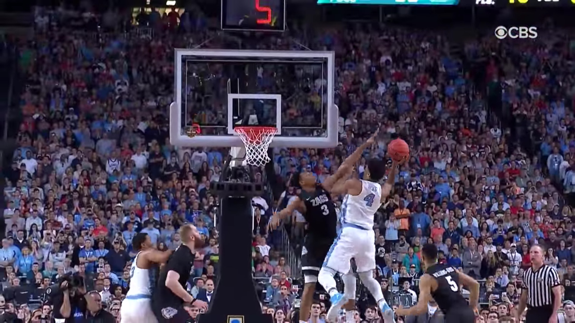 1920x1080 Recap March Madness 2017 with Highlights featuring the North Carolina Tar  Heels