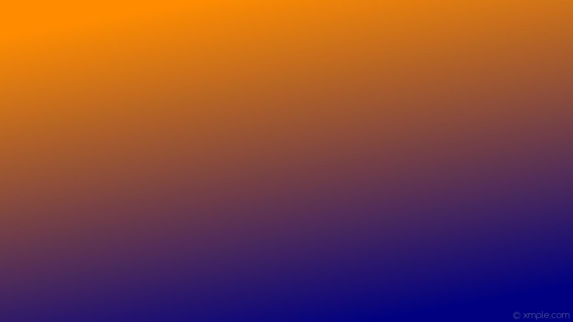 Blue And Orange Background: Orange And Blue Wallpaper (71+ Images