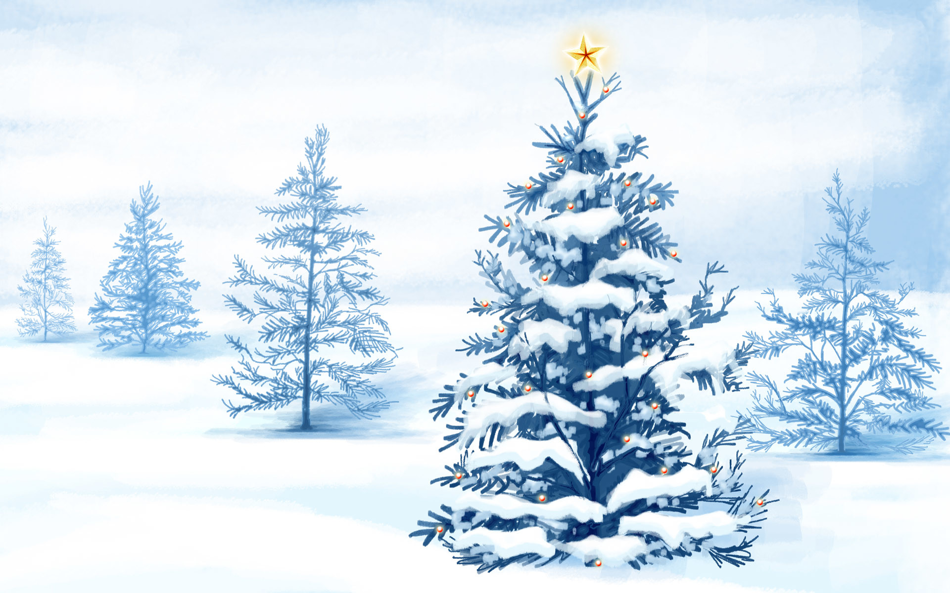 1920x1200 2016 Christmas Backgrounds