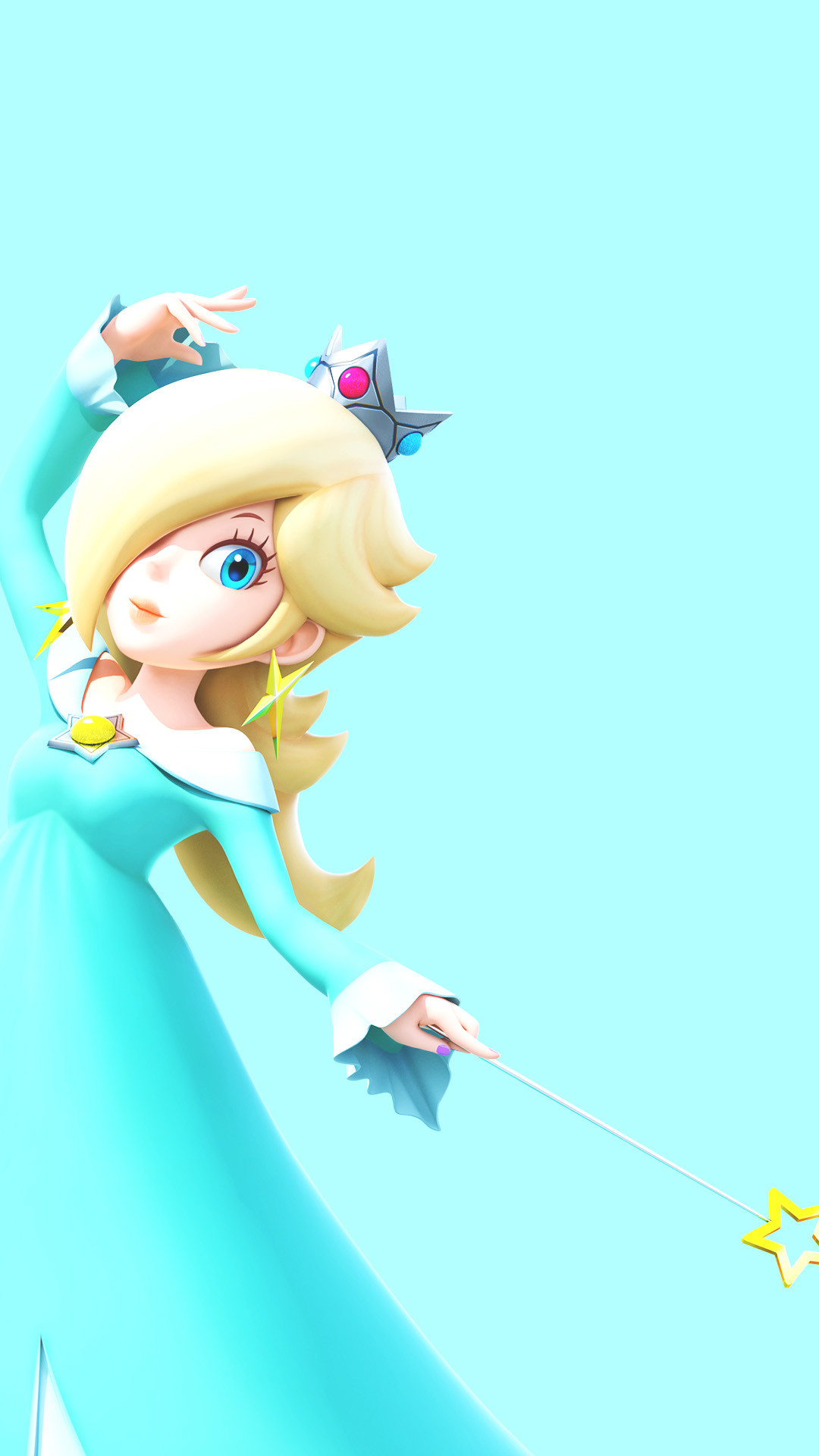 1080x1920 Legacy • muwtwo: princess zelda and rosalina wallpapers.