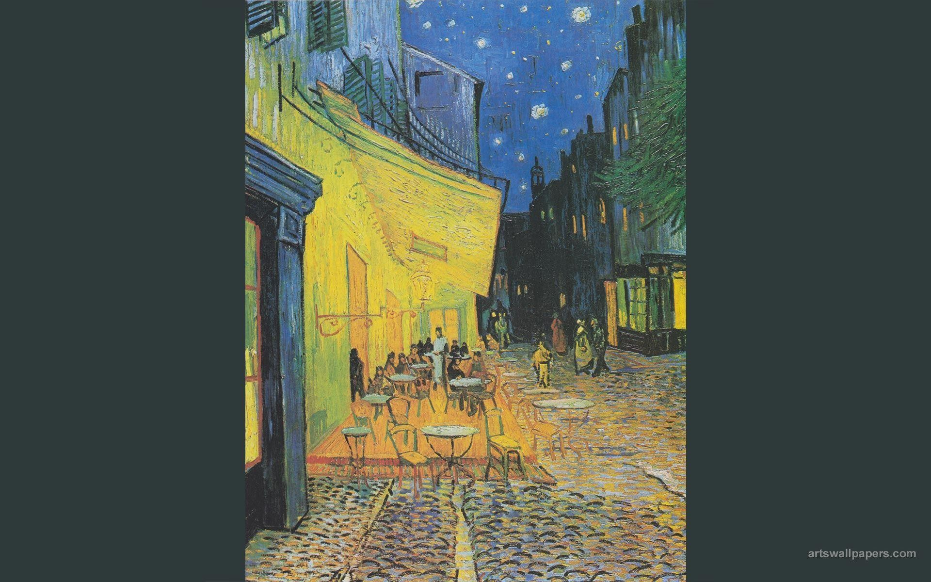 Van Gogh The Night Cafe Wallpapers 47 Images