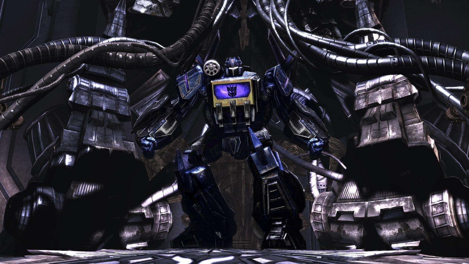 Transformers Soundwave Wallpaper (64+