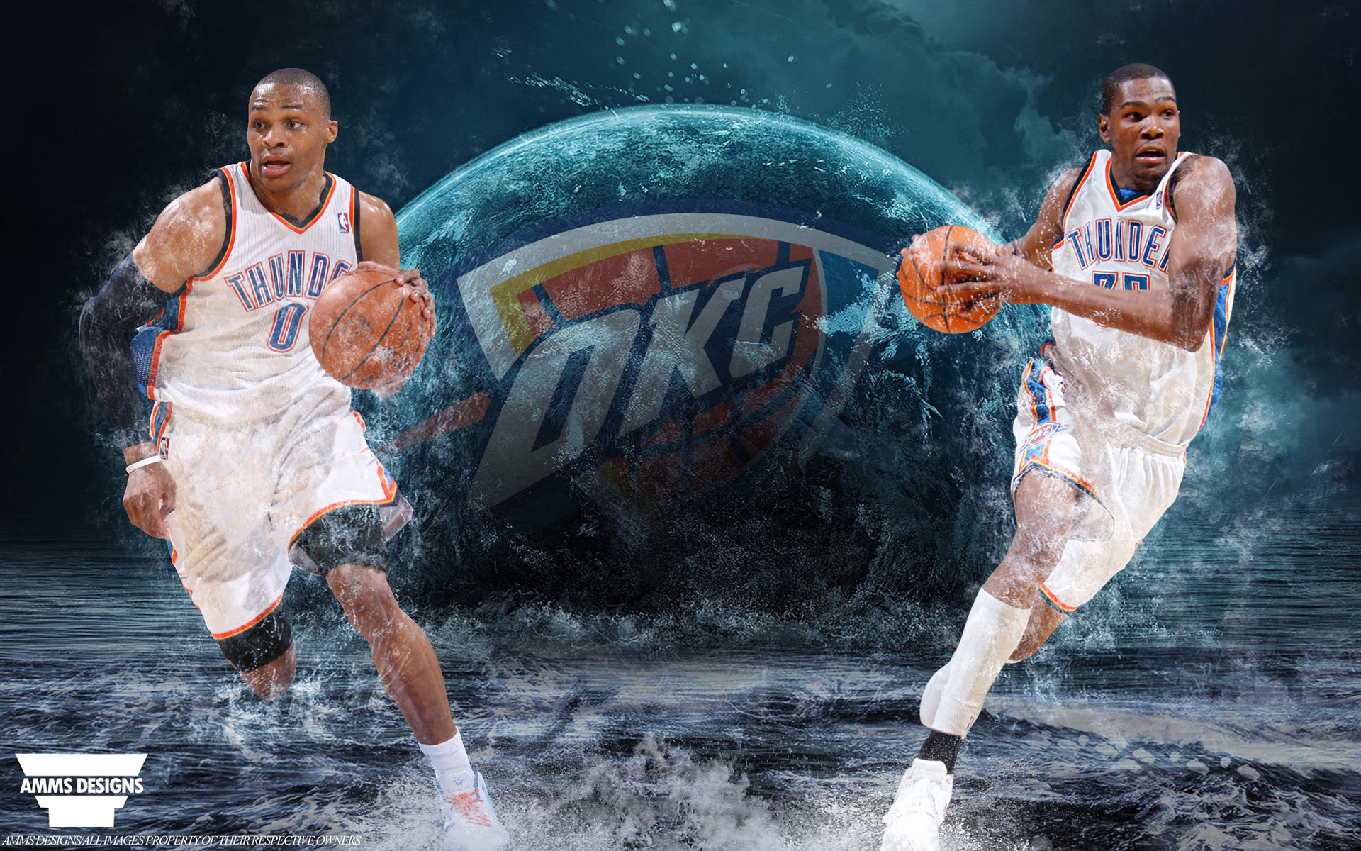1920x1200 Russell Westbrook wallpaper