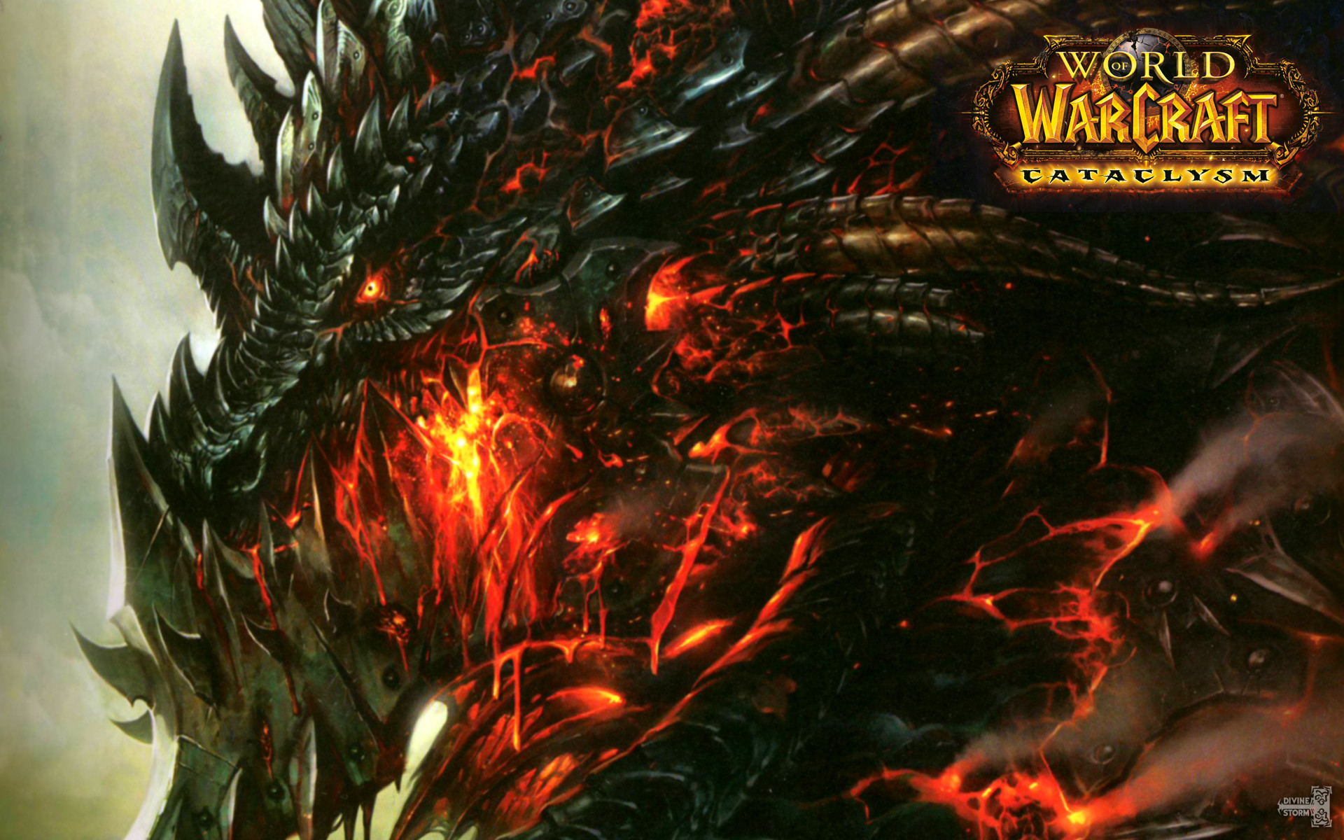 1920x1200 dragons | Dragons World Of Warcraft Deathwing Blizzard Entertainment World  Of ... World Of Warcraft CataclysmHd WallpaperDragons