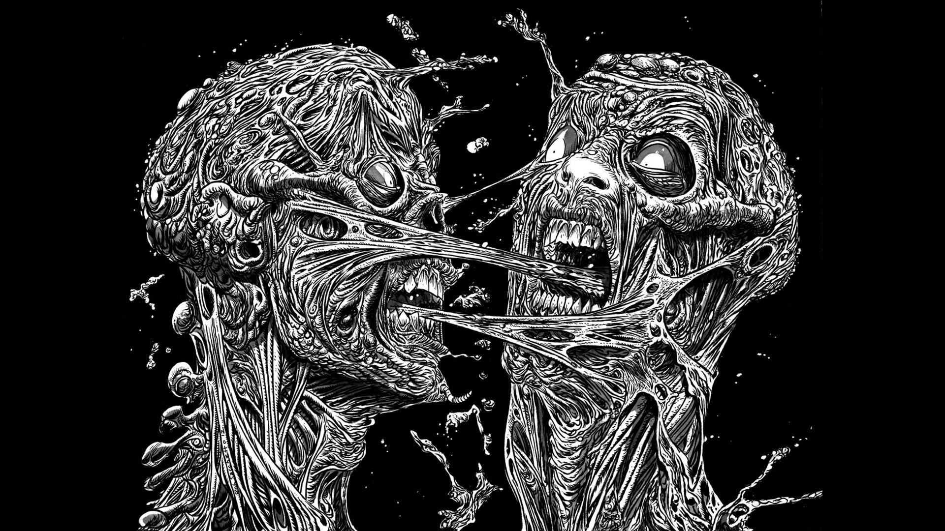 Zombie Art Wallpaper (78+ images)