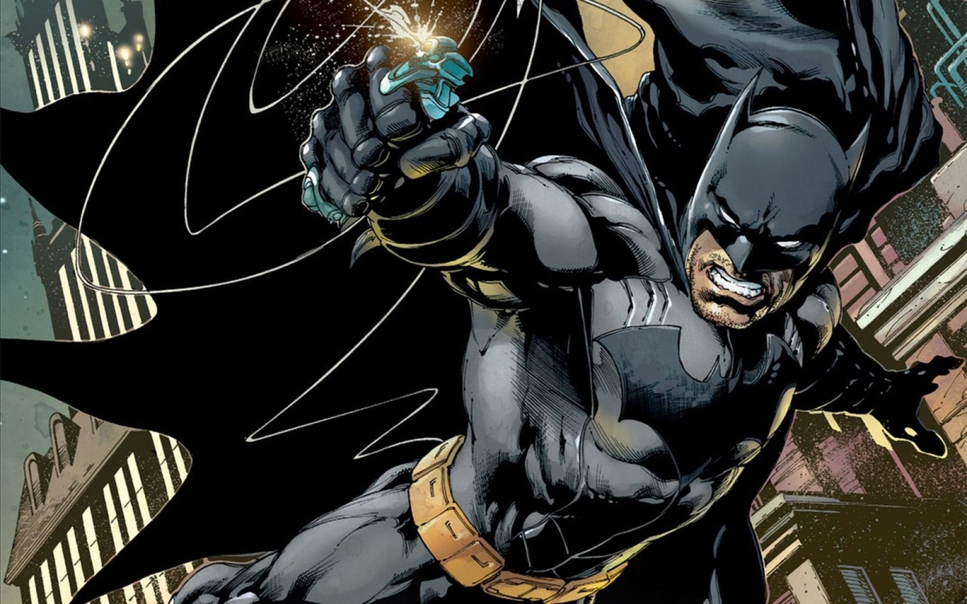 1920x1200 Widescreen Wallpapers of Batman Hush, Top Pic Jim Lee Wallpaper Art -  WallpaperSafari