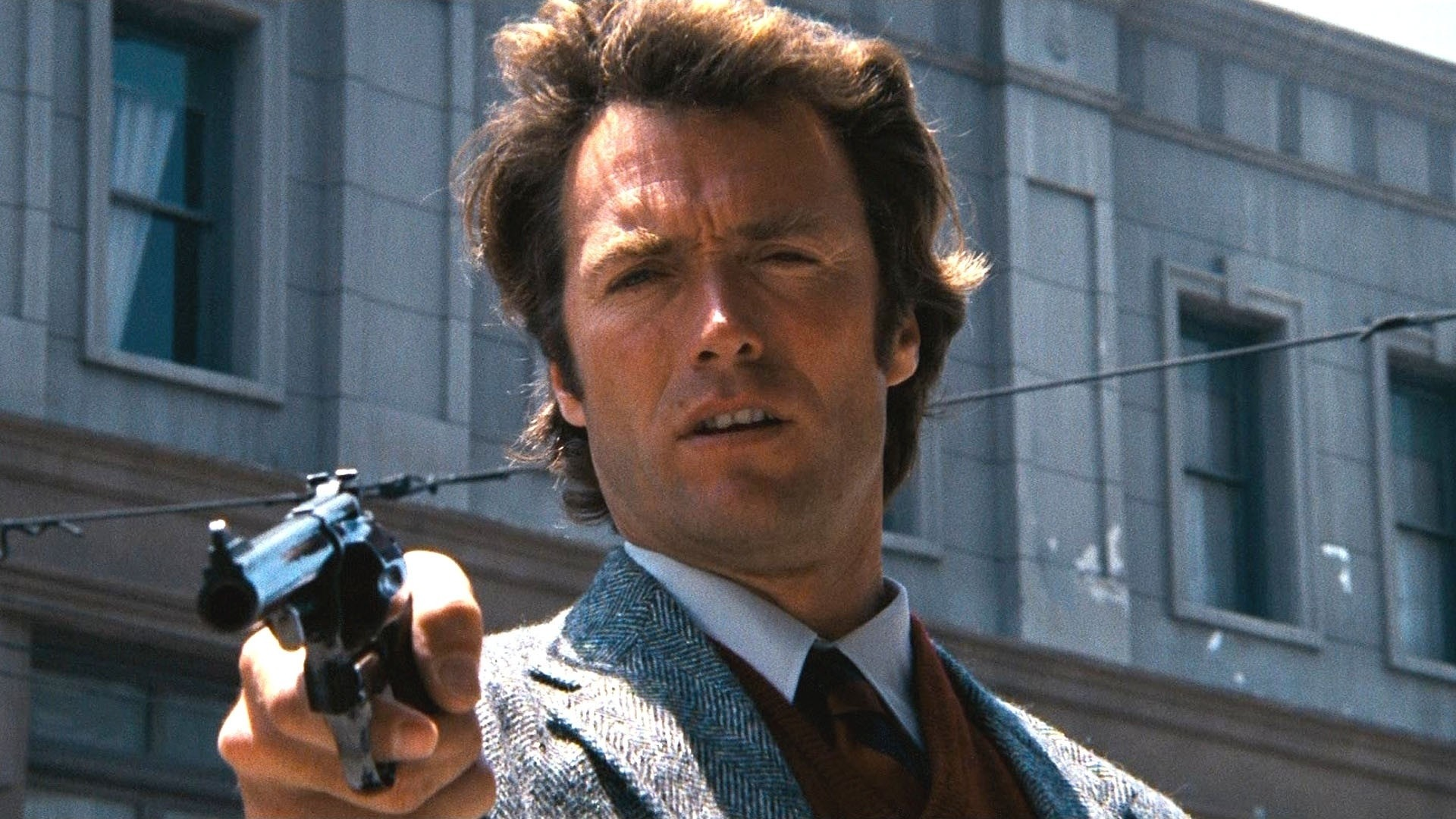 1920x1080 Movies police clint eastwood dirty harry people men actor wallpaper |   | 28083 | WallpaperUP