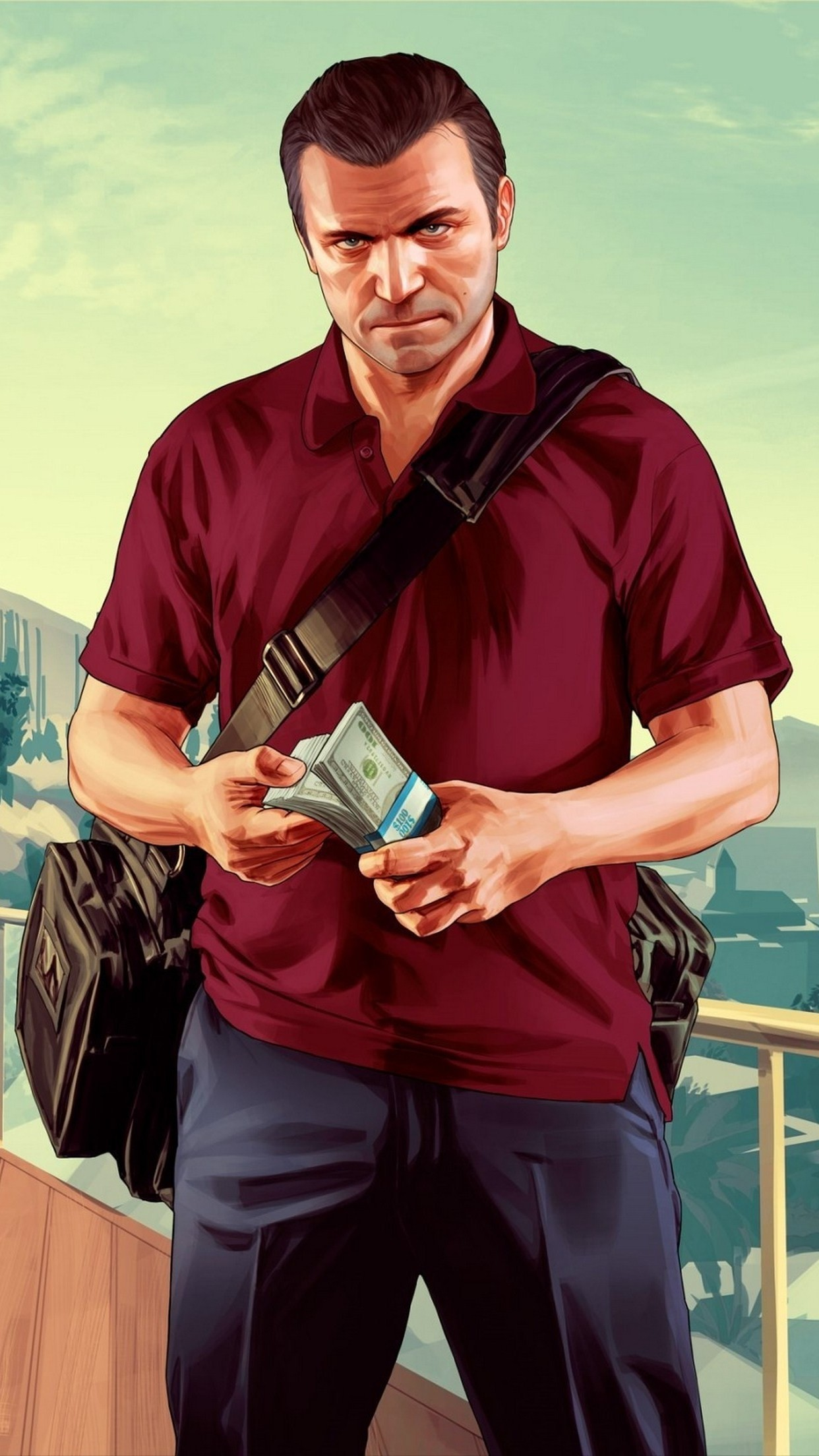 Gta 5 Iphone Wallpaper 75 Images