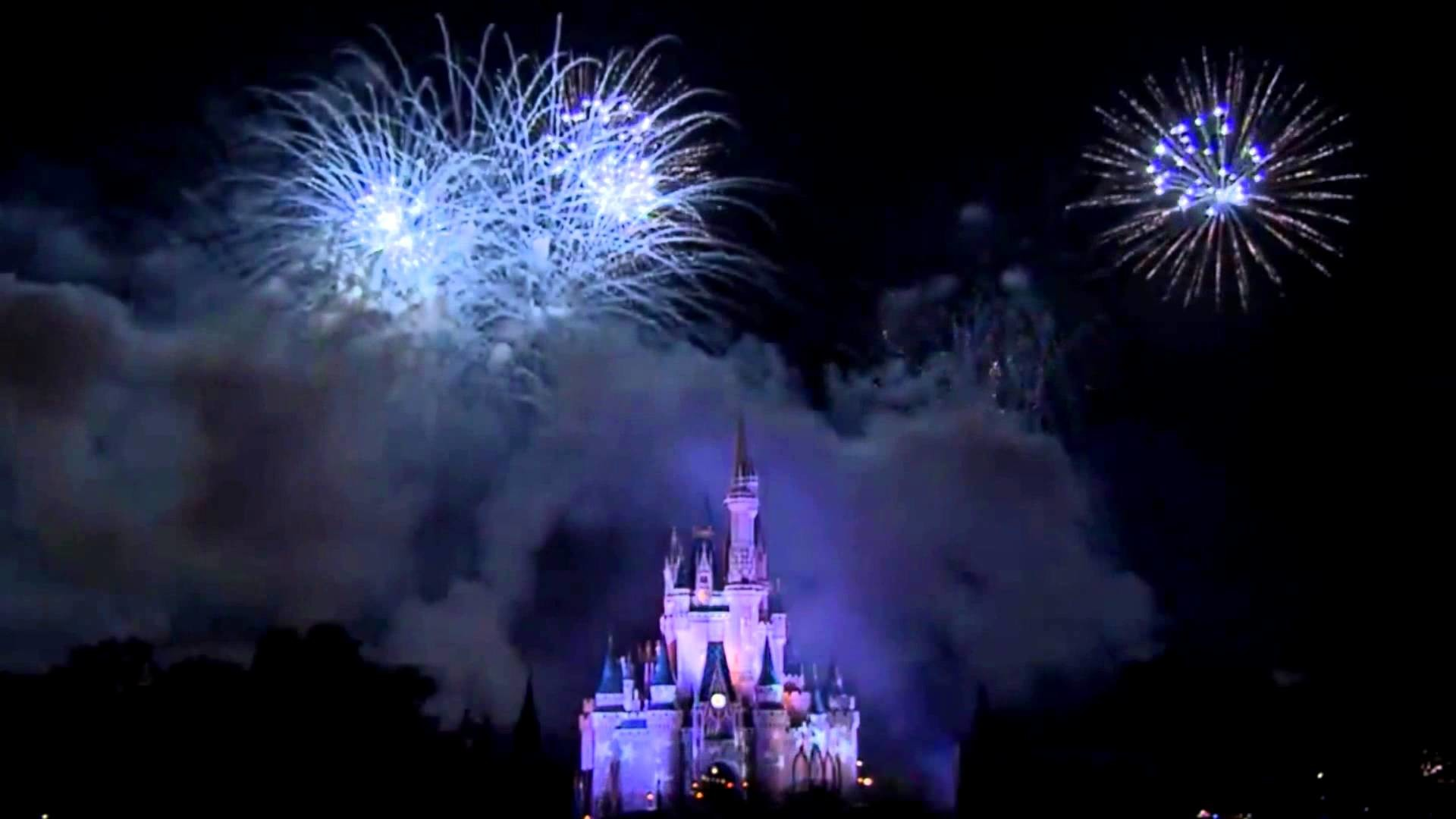 1920x1080 (STUNNING HD) FULL 2015 Walt Disney World 4th of July Fireworks - YouTube