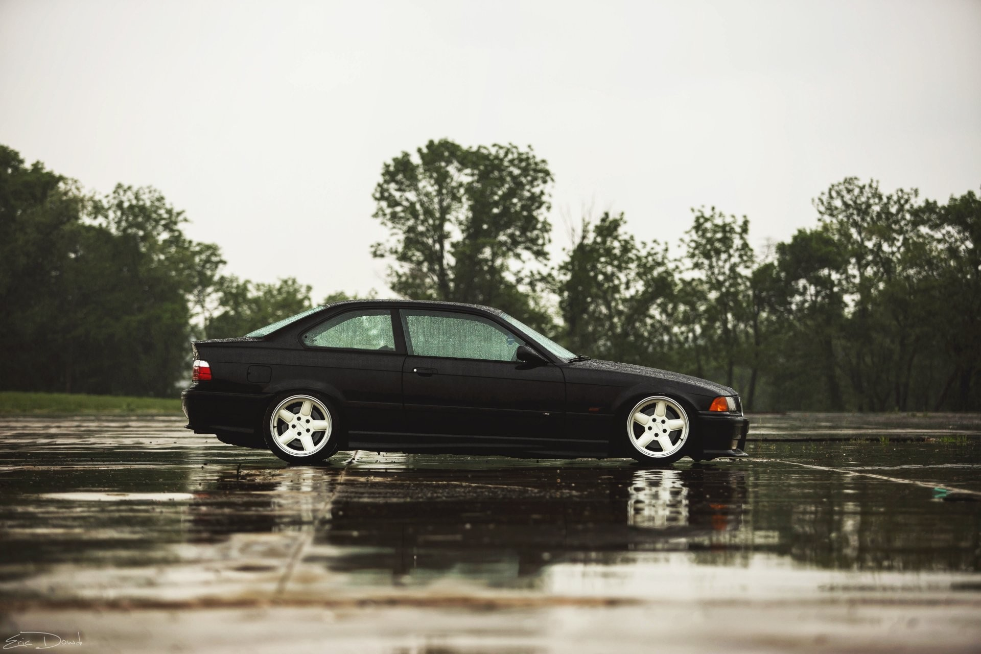 1920x1280 bmw m3 e36 black bmw coupe black rain