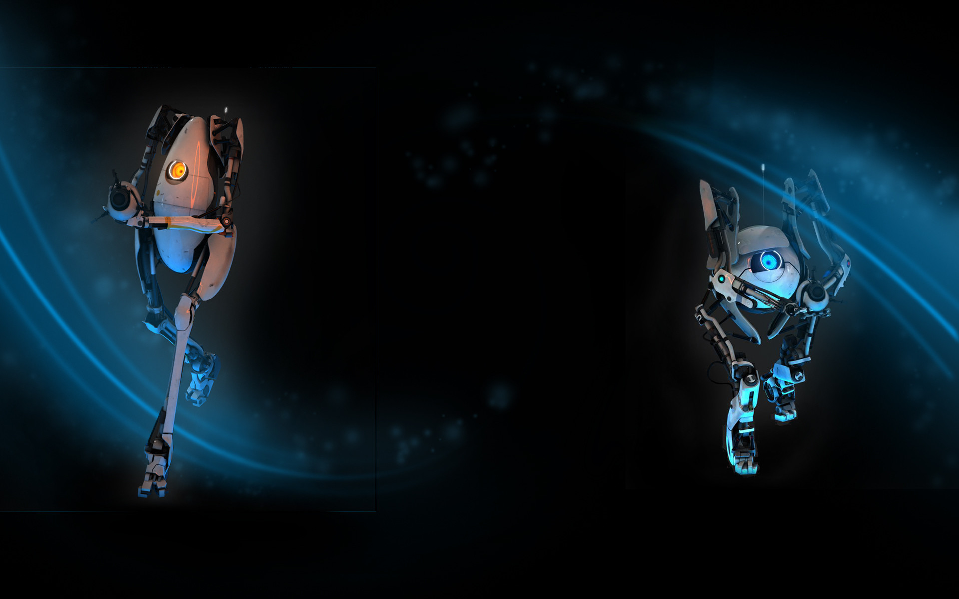 1920x1200 Image - Portal 2 Background Bots.jpg | Steam Trading Cards Wiki | FANDOM  powered by Wikia
