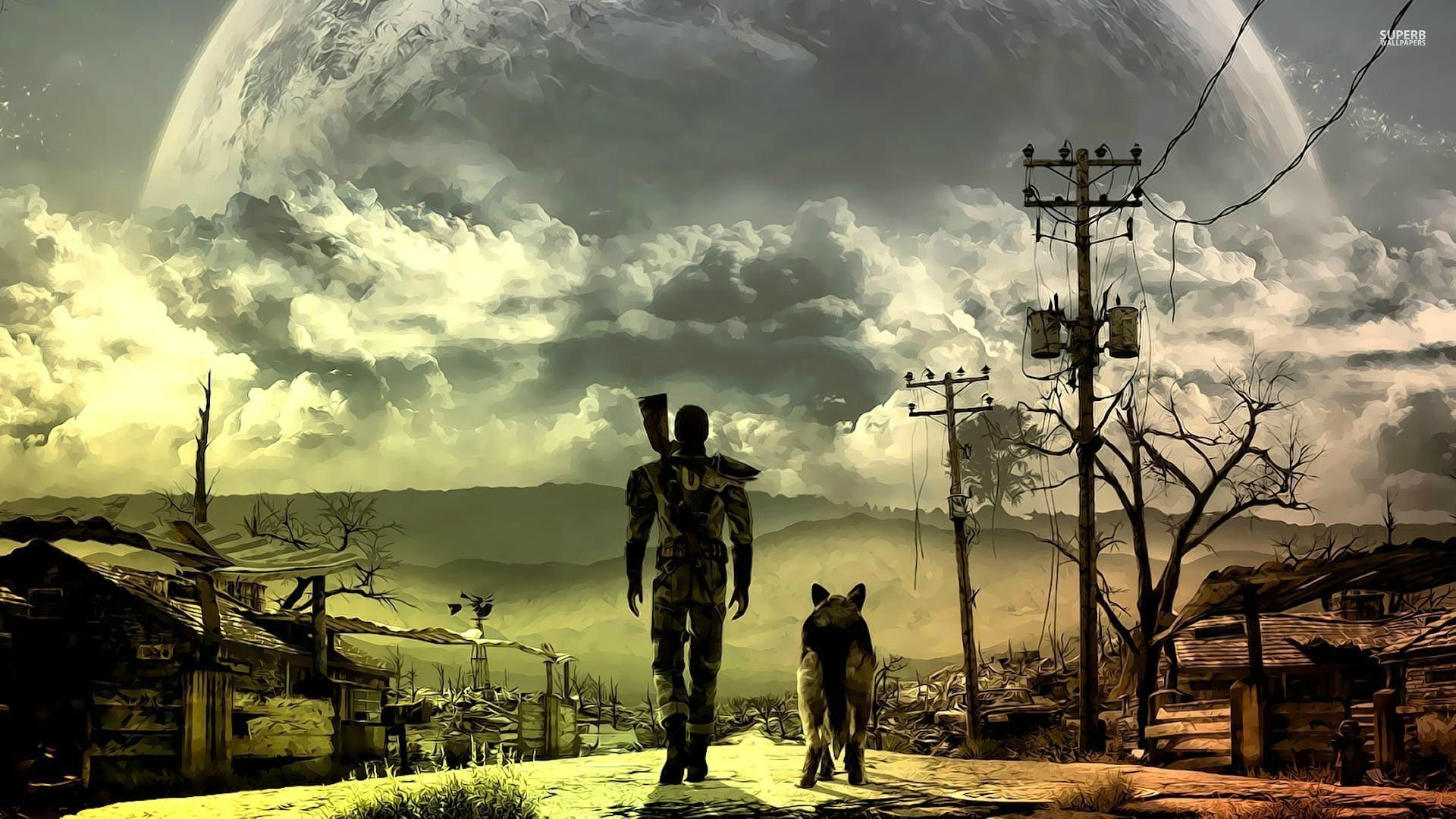 1920x1080 Fallout Wallpapers Hd