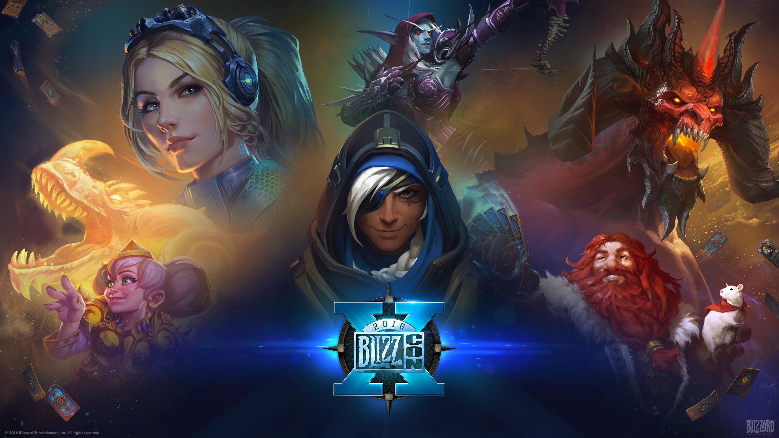 Blizzard Wallpaper (77+ images)