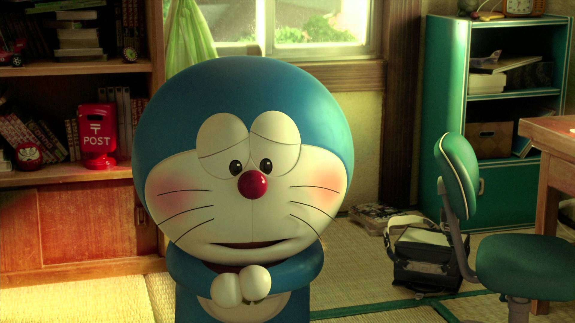 1920x1080 Doraemon 3D 1080p Widescreen Background Wallpapers