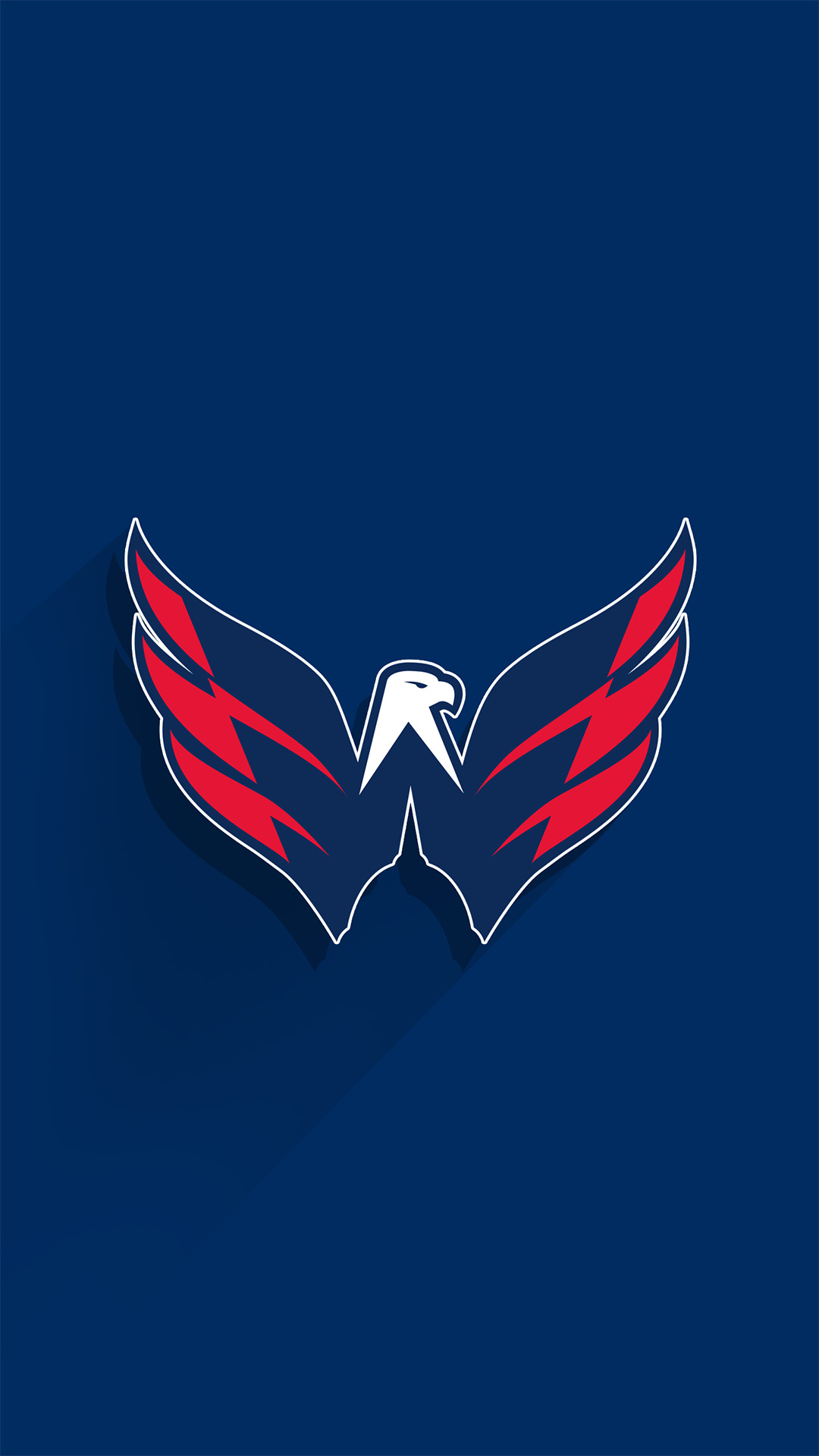 1080x1920 ... Washington Capitals Wallpapers iPhone 6S Plus by lirking20