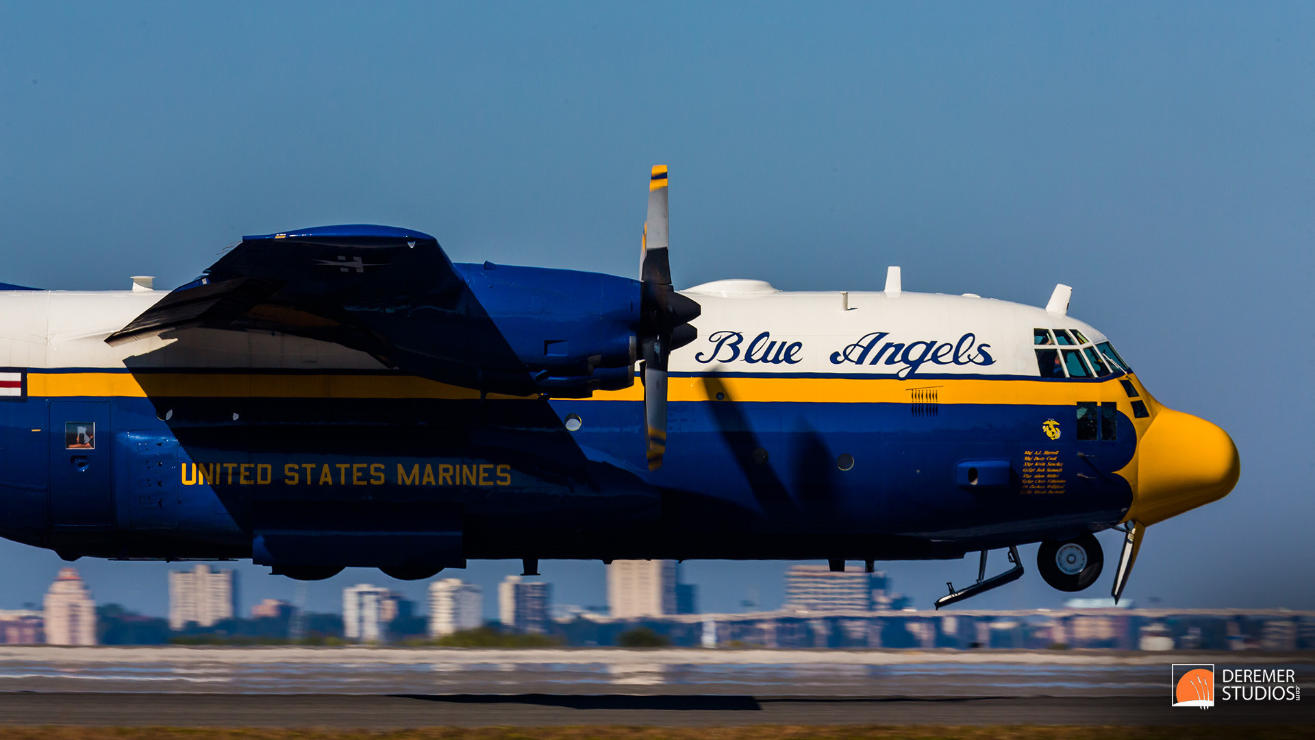How to View a Blue Angels Airshow photo