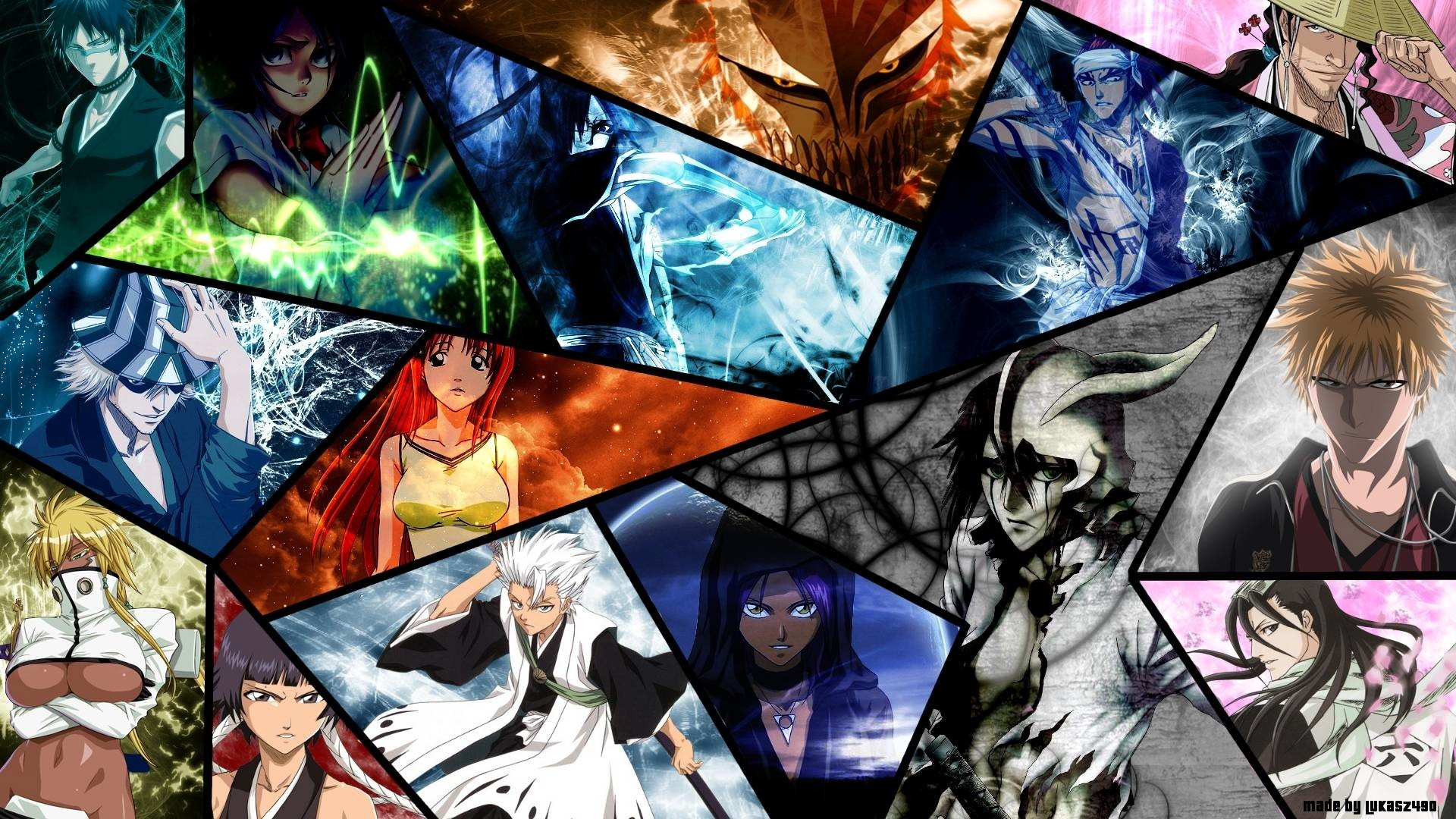 1920x1080 Pix For > Bleach Wallpaper