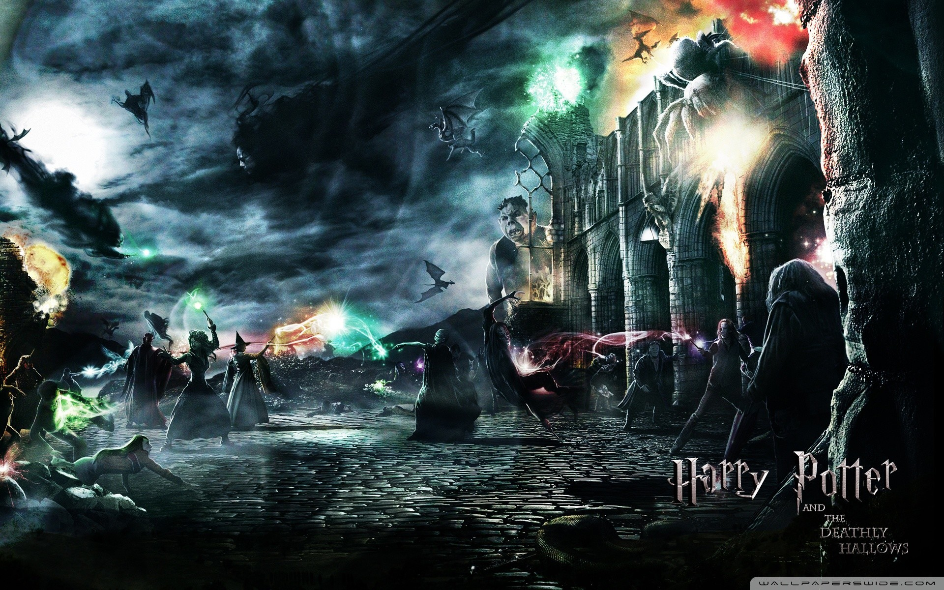1920x1200  Harry Potter - Harry Potter Wallpaper (33045833) - Fanpop