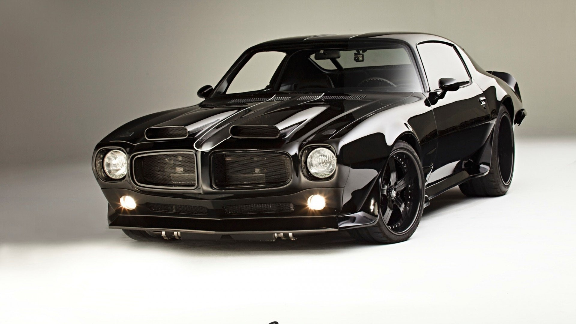 1920x1080 Pontiac Firebird Wallpaper 3 - 1920 X 1080