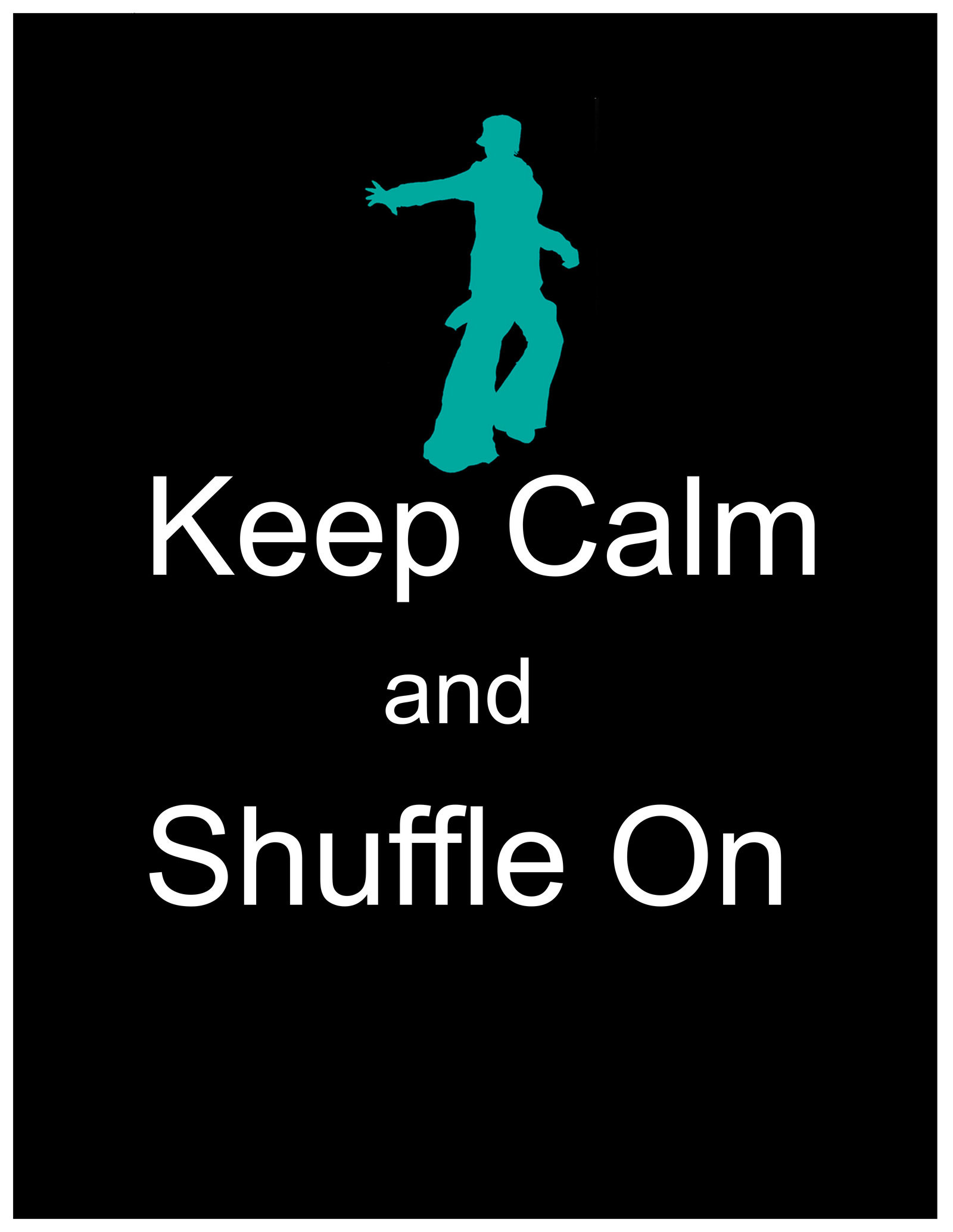 1600x2068 keep calm and dance on - hardstyle shuffle wallpaper