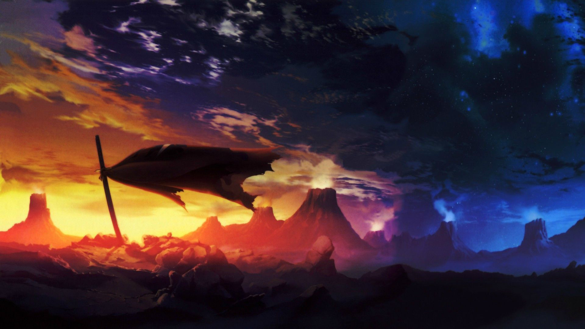 1920x1080 Gurren Lagann Wallpaper Themes HD.