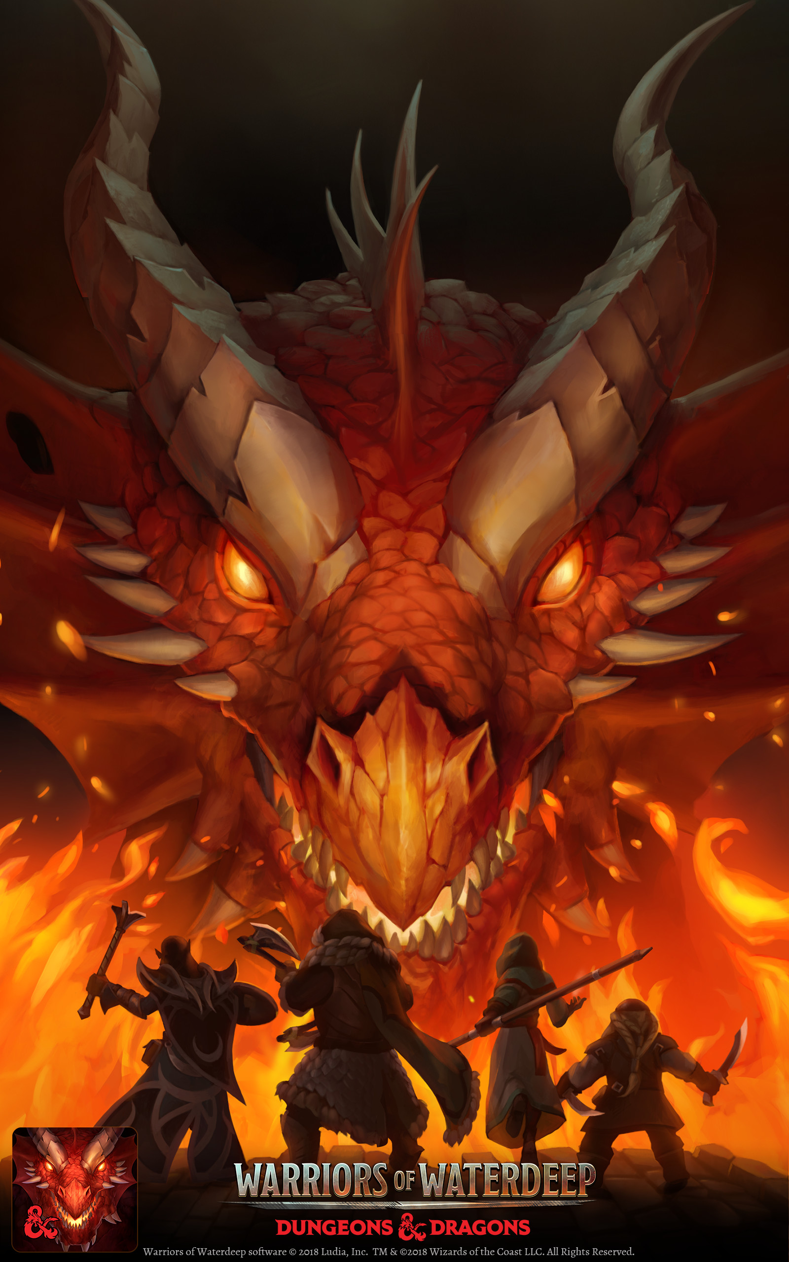 Dungeons and Dragons Phone Wallpaper (76+ images)