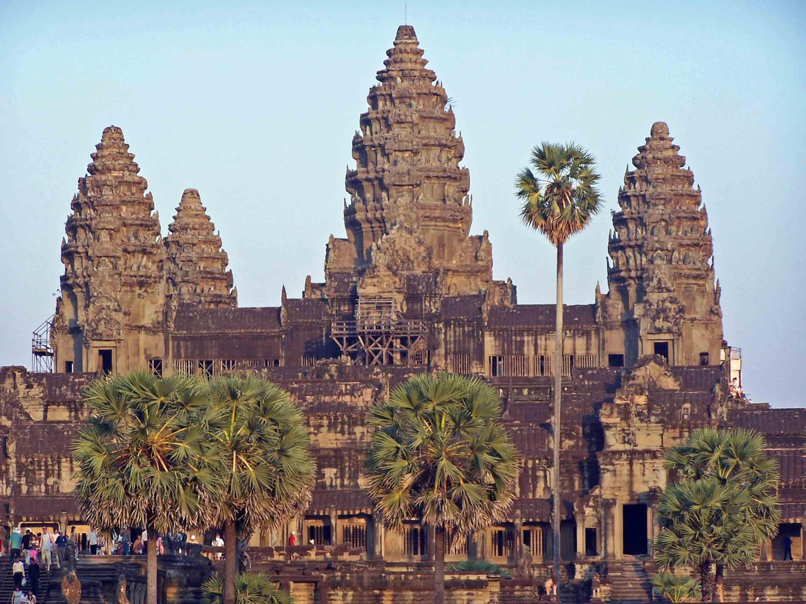 Angkor Wat Wallpapers Fine HDQ Angkor Wat Pictures