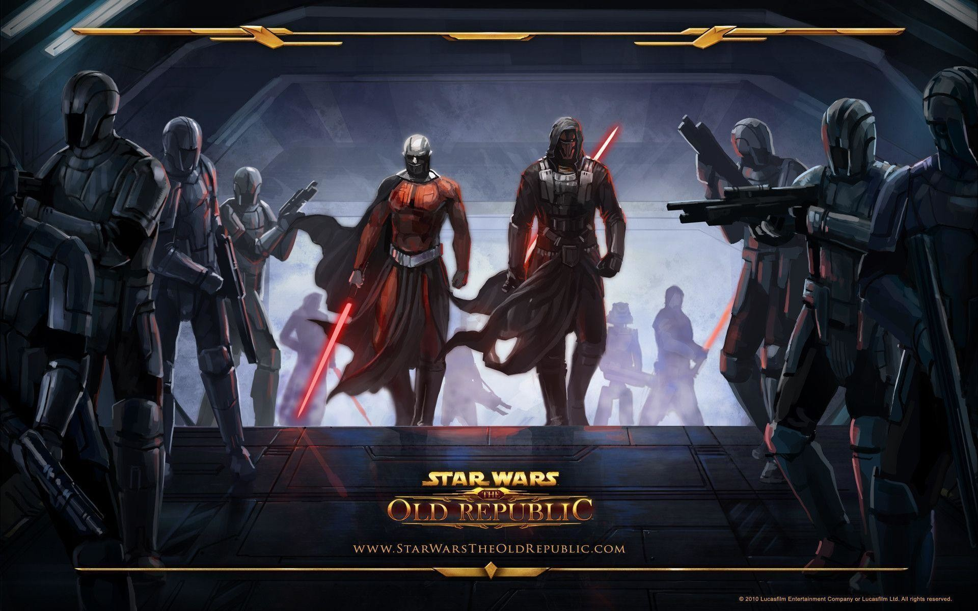 1920x1200 Star Wars The Old Republic Wallpapers - Full HD wallpaper search .
