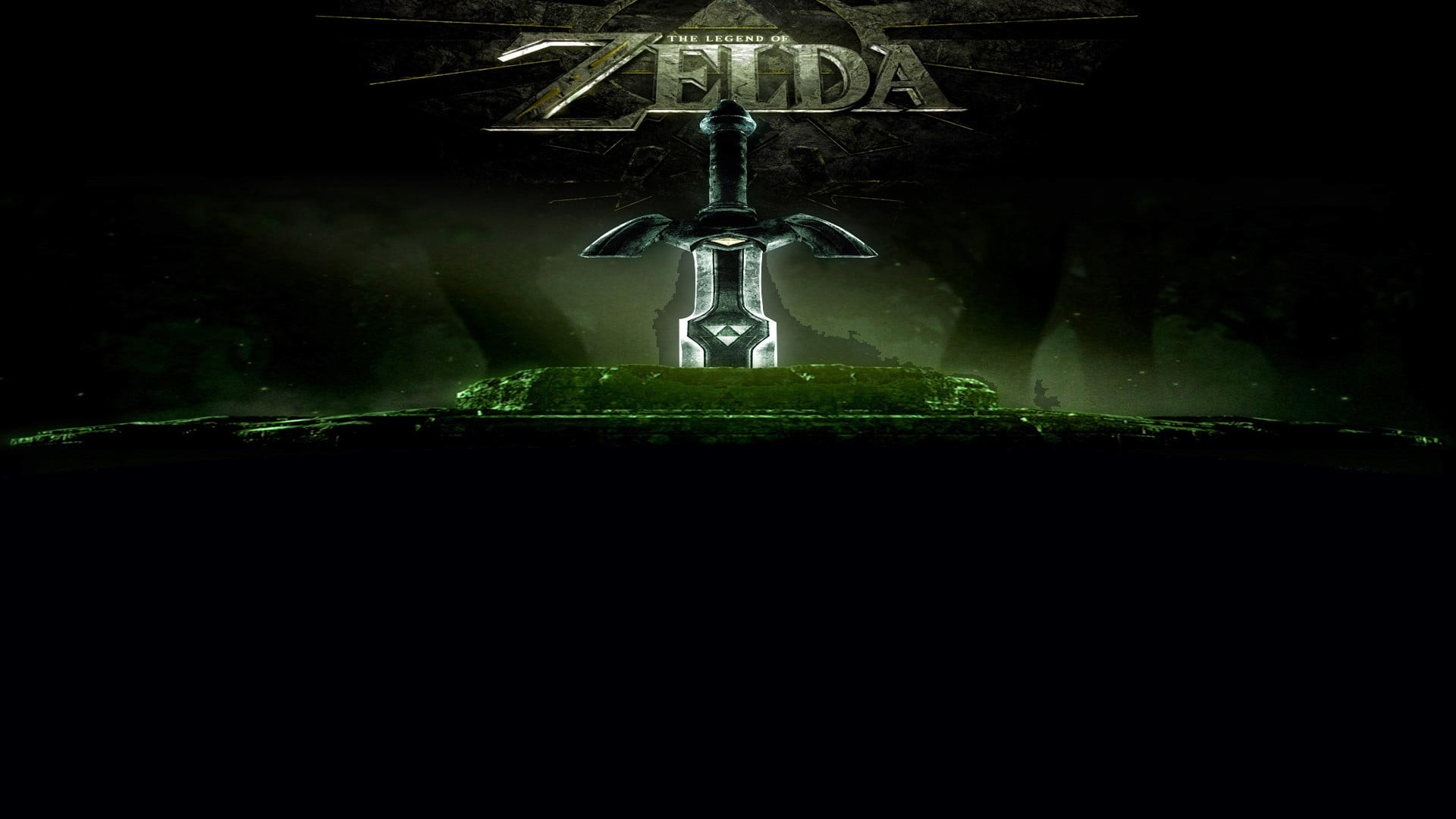 1920x1080 The Legend of Zelda wallpaper, The Legend of Zelda, video games, Master  Sword
