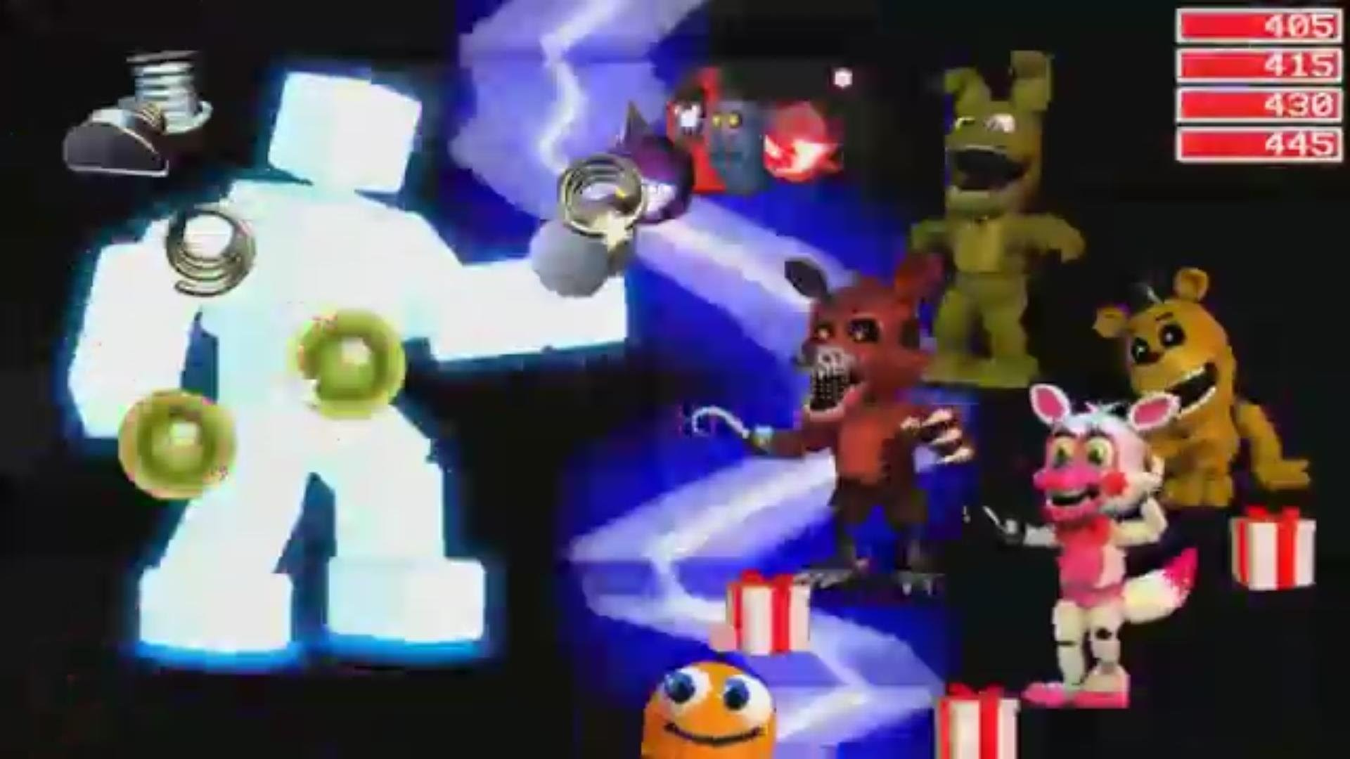 1920x1080 FNAF World Full Playthrough! (Hard Mode Part 2 with Ending!)