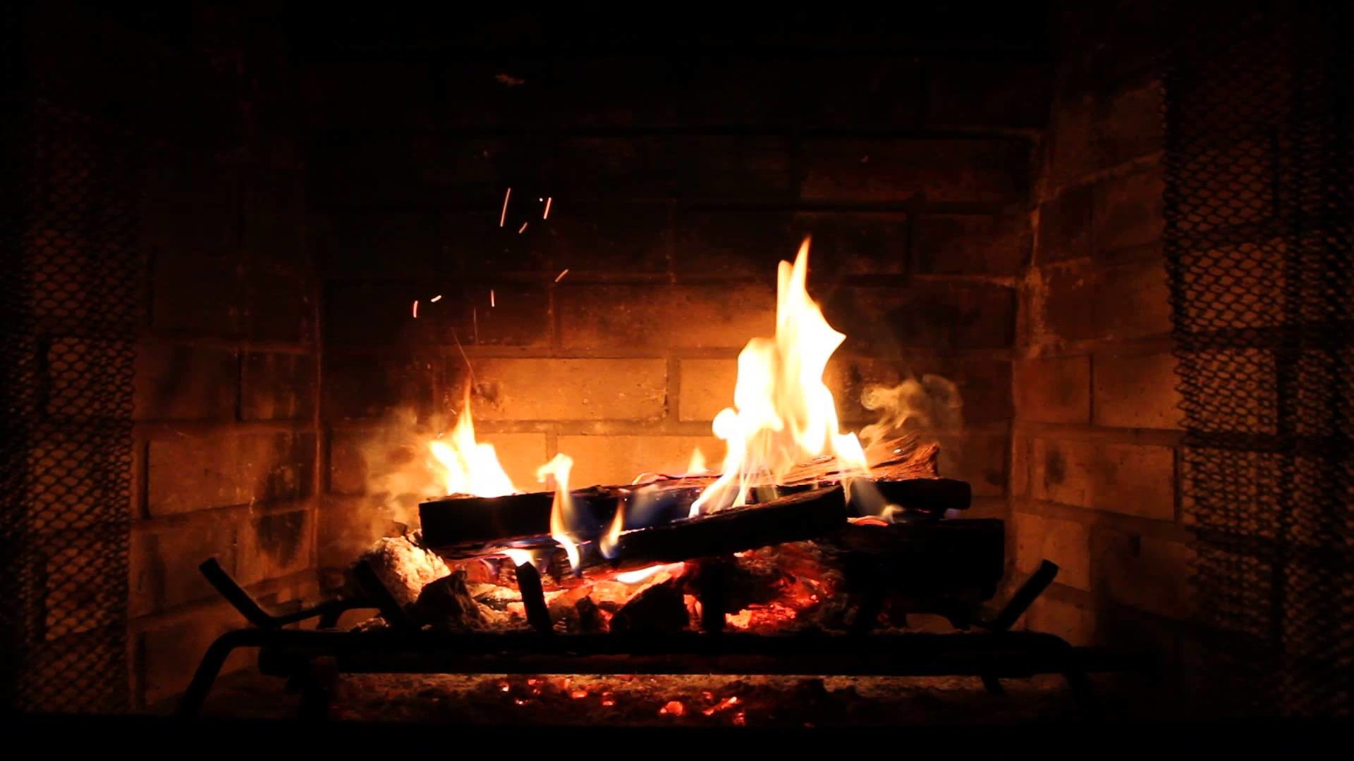 Fireplace Wallpaper 57 Images