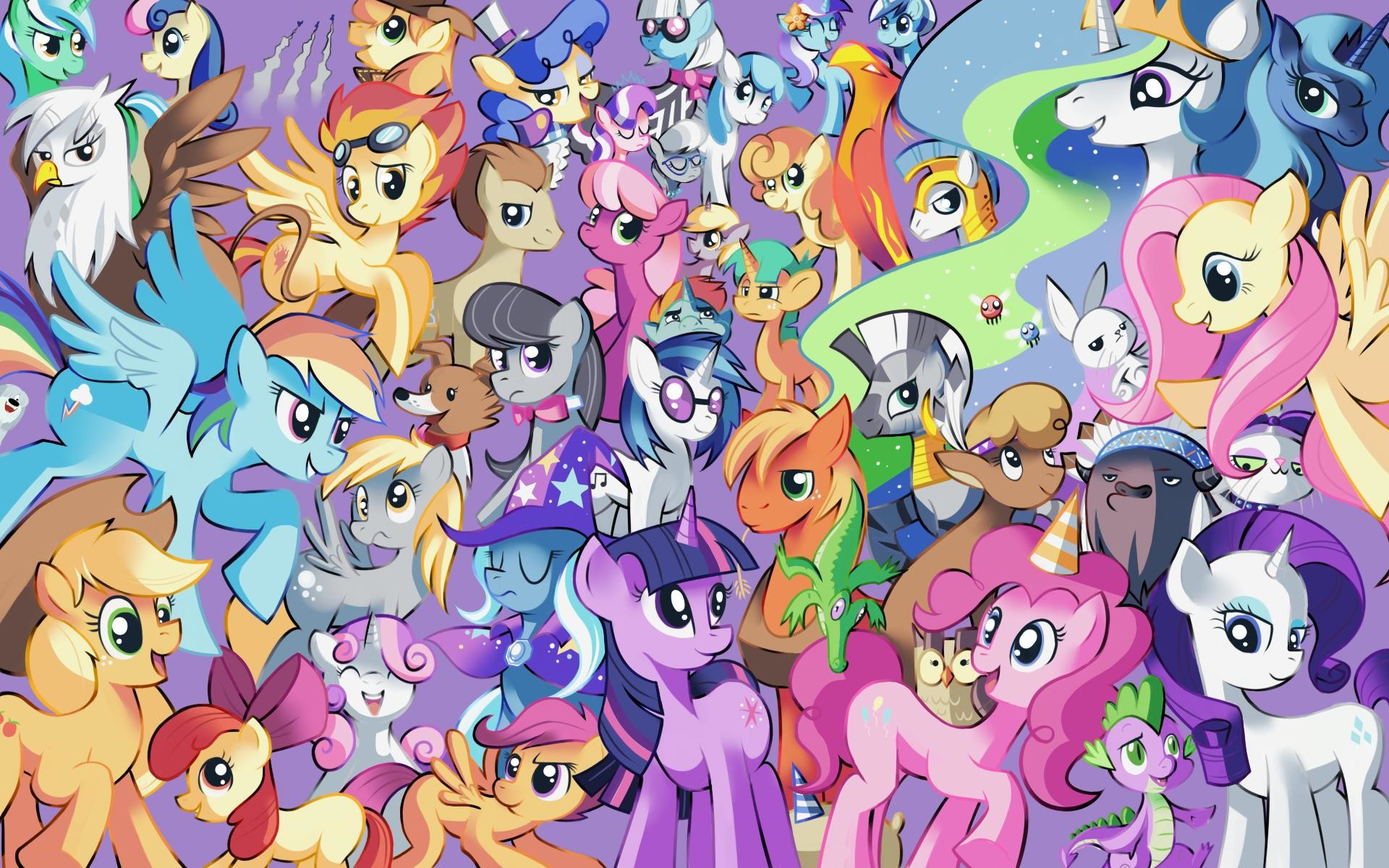 1920x1200 My Little Pony Friendship Is Magic HD Wallpapers