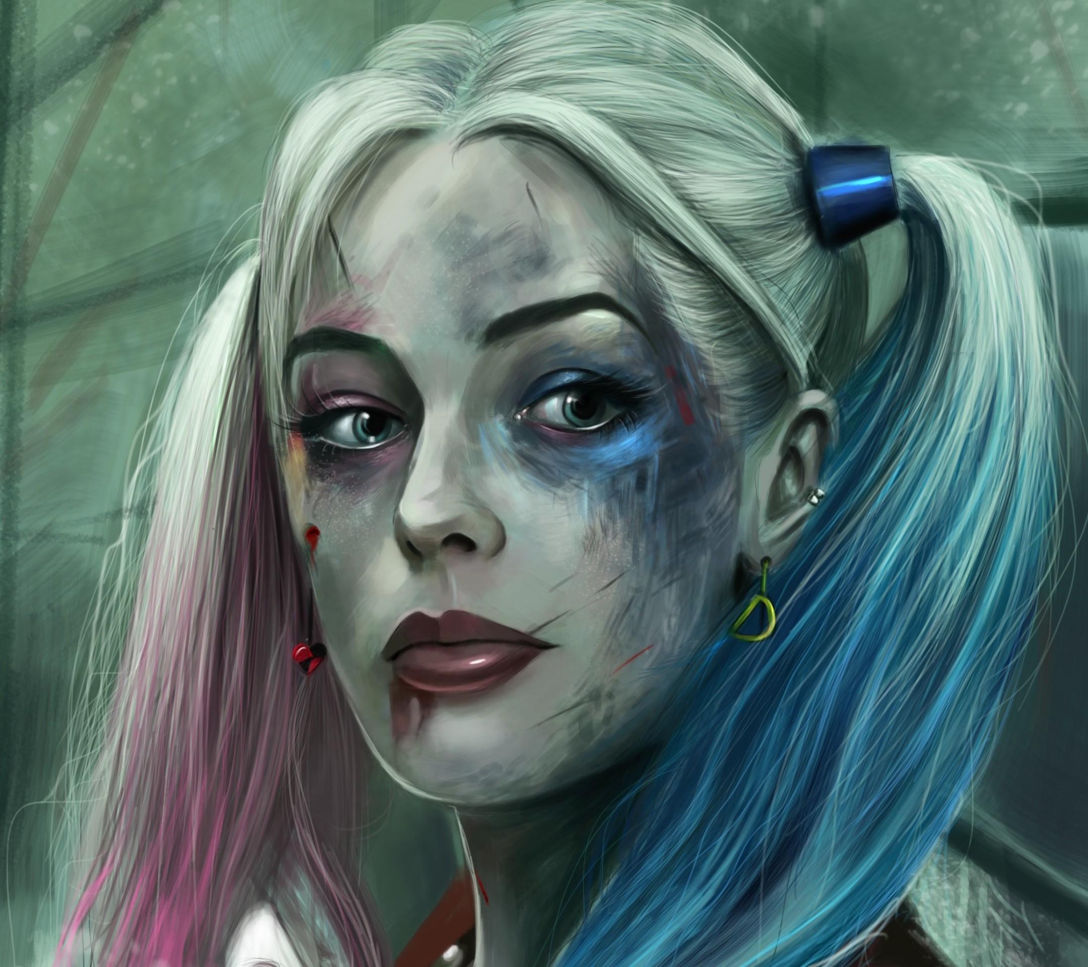 1920x1080 SUICIDE SQUAD Joker Harley Quinn Trailer 2016 Jared Leto Margot Robbie Movie