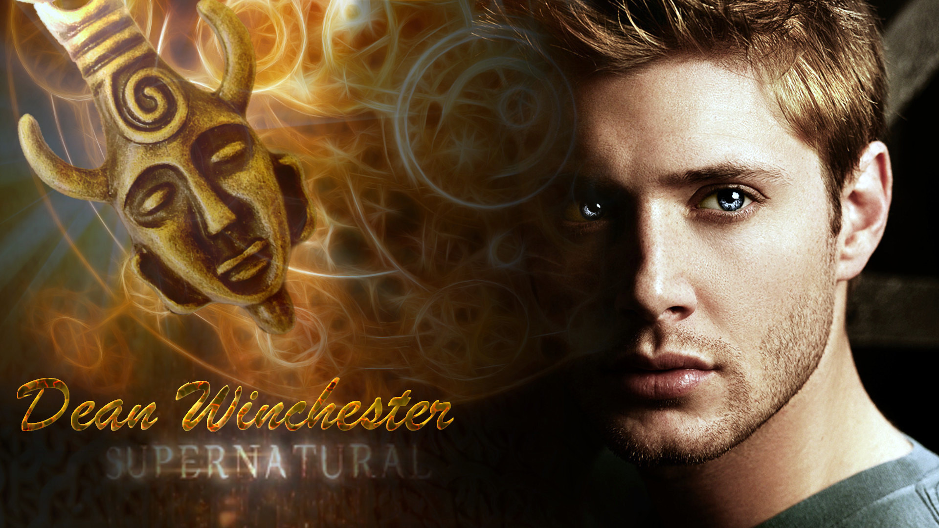 1920x1080 Supernatural Dean Wallpaper